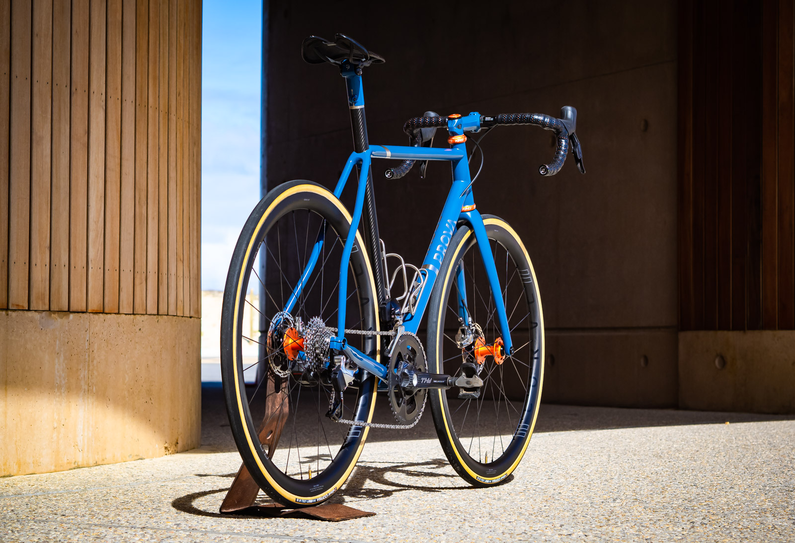 Prova Cycles - Custom Steel Bicycle Frames
