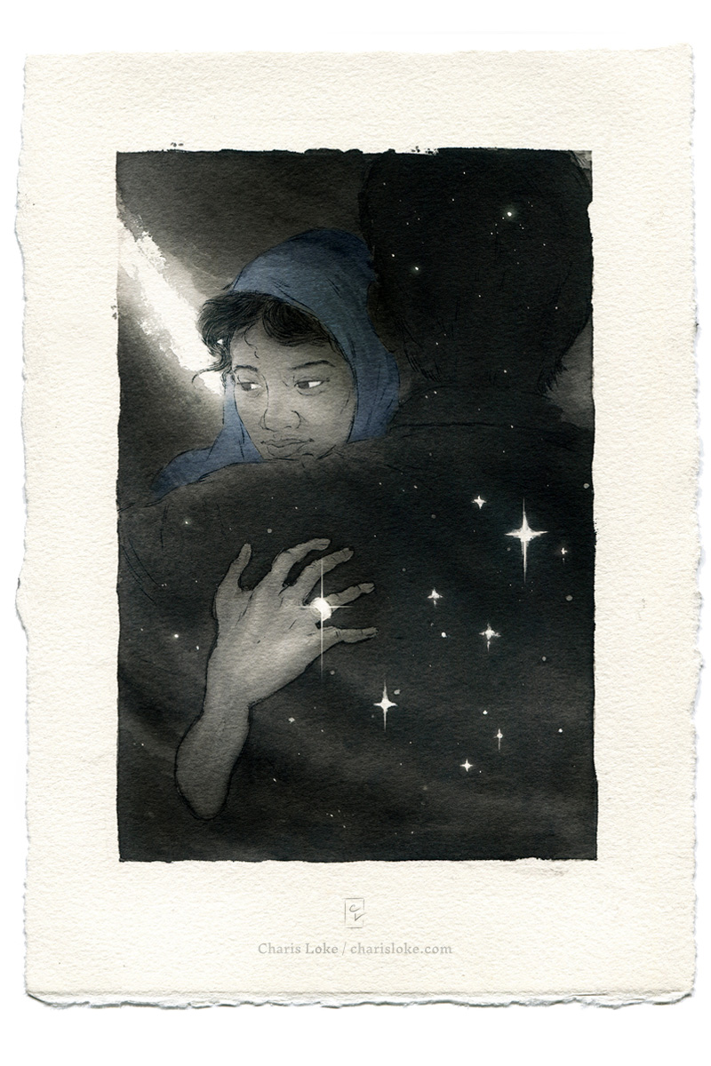 Gerhana Mata (Eclipse of the Eyes)