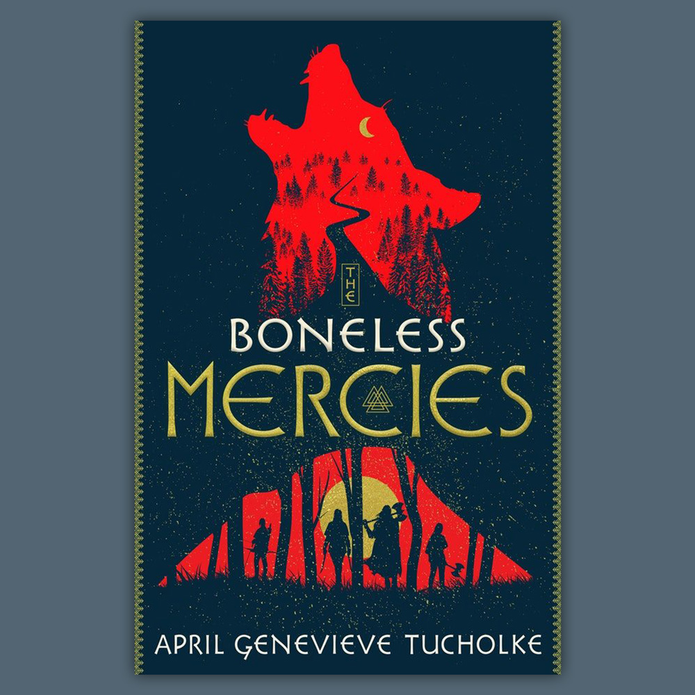 The Boneless Mercies - Design by Will Staehle