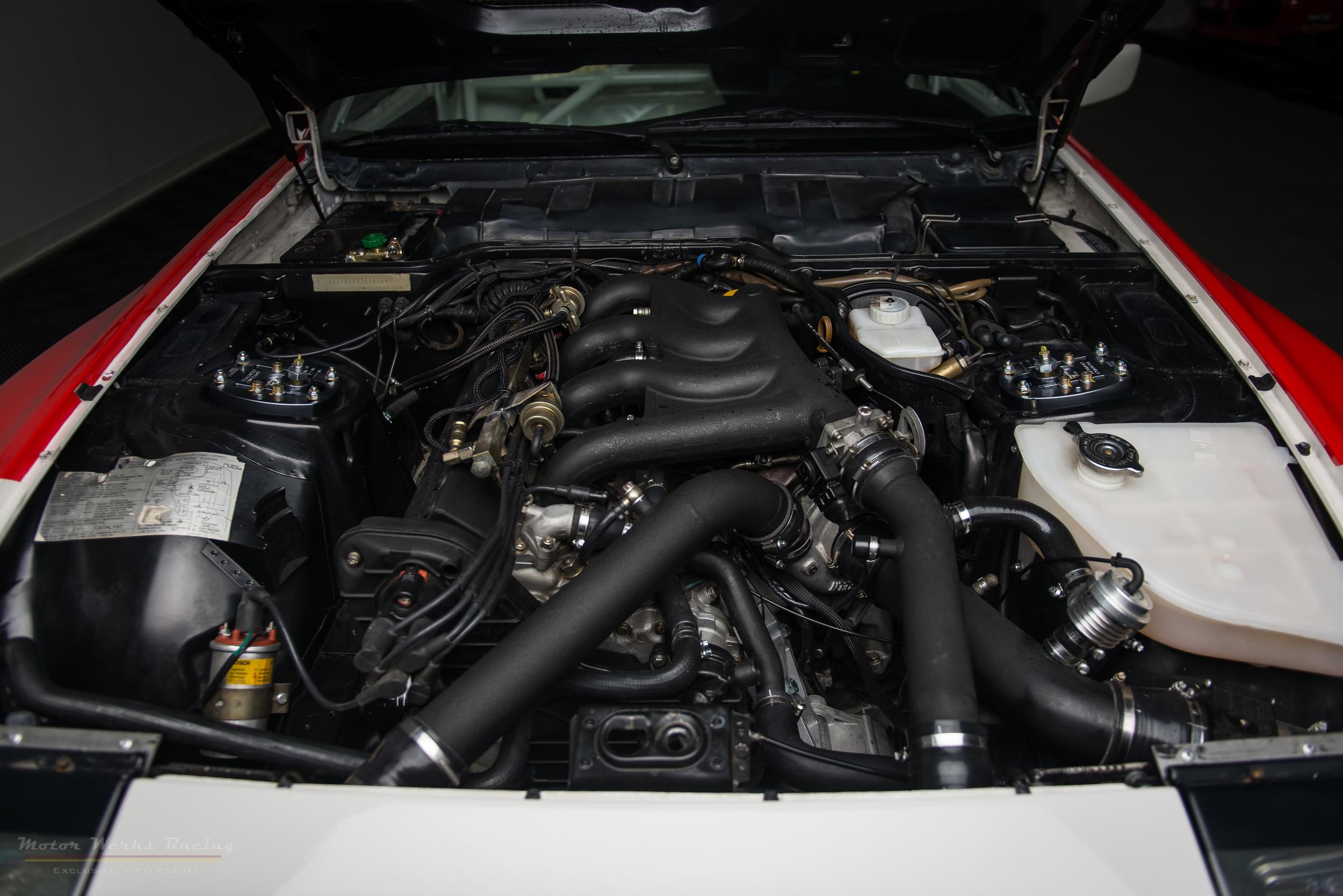 Porsche 944 Turbo Race Built Engine