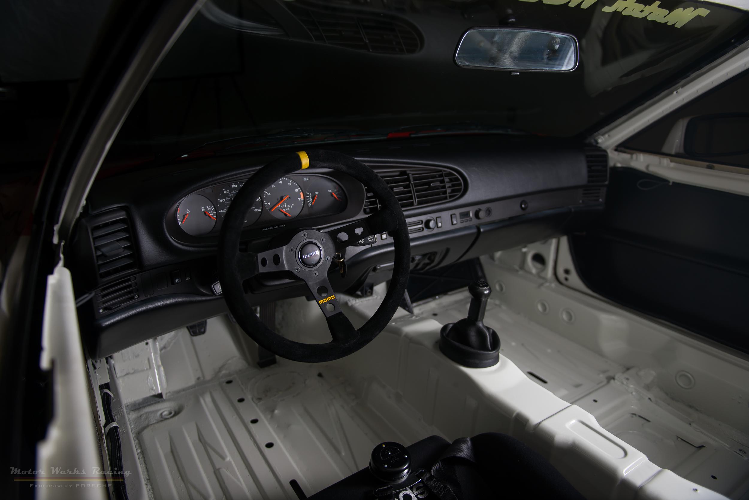Porsche 944 Turbo Track Build
