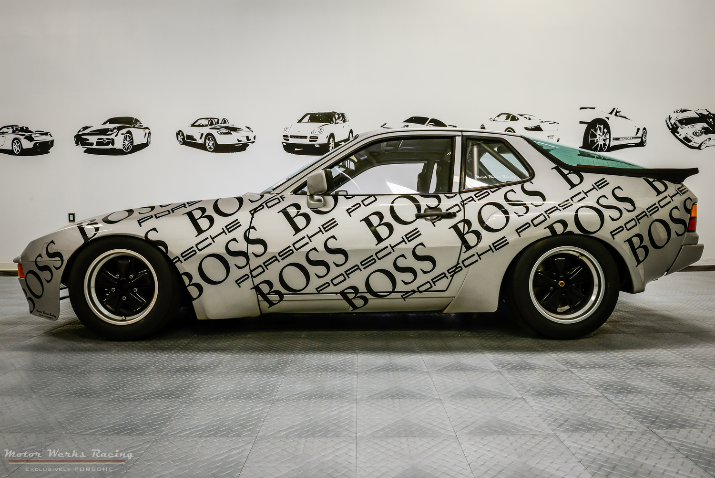 Magnus Walkers Porsche 924 Carrera Gt By Petrolicious