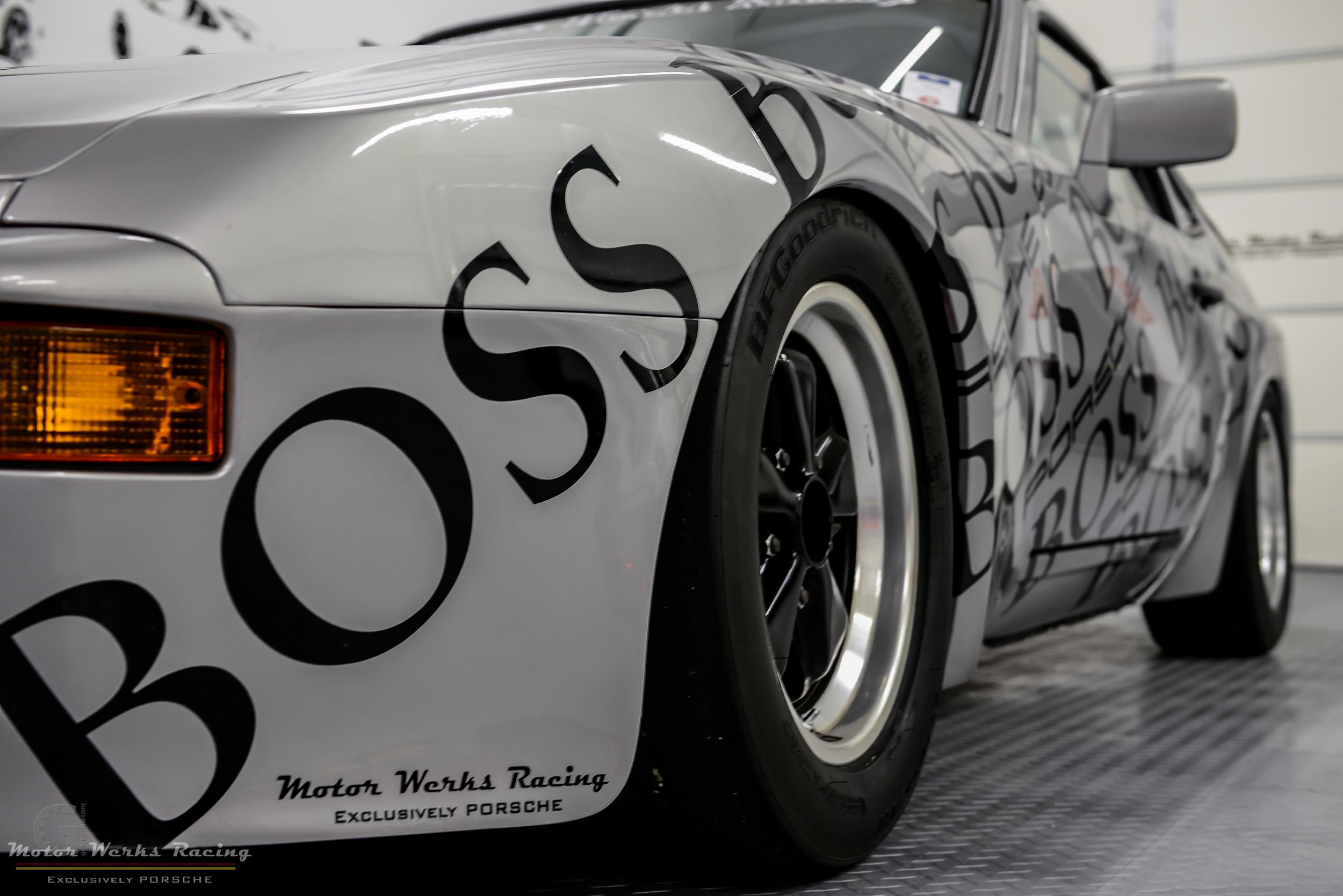 Porsche 924 GT