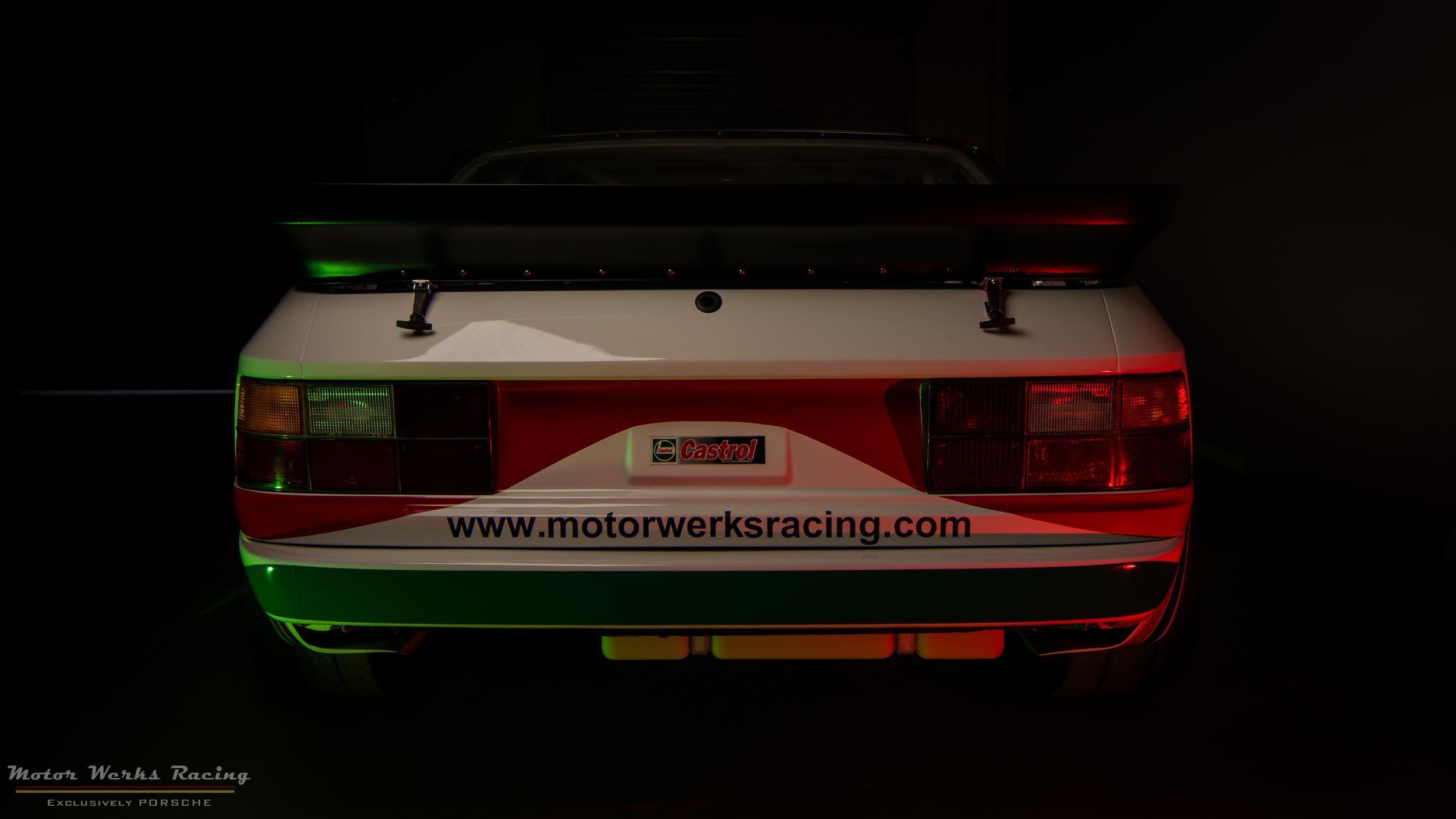 Motor Werks Racing Purpose Built Track Car - Porsche 944 1.8T