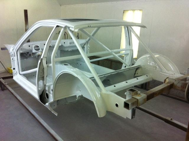 Motor Werks Racing Porsche 944 Roll Cage