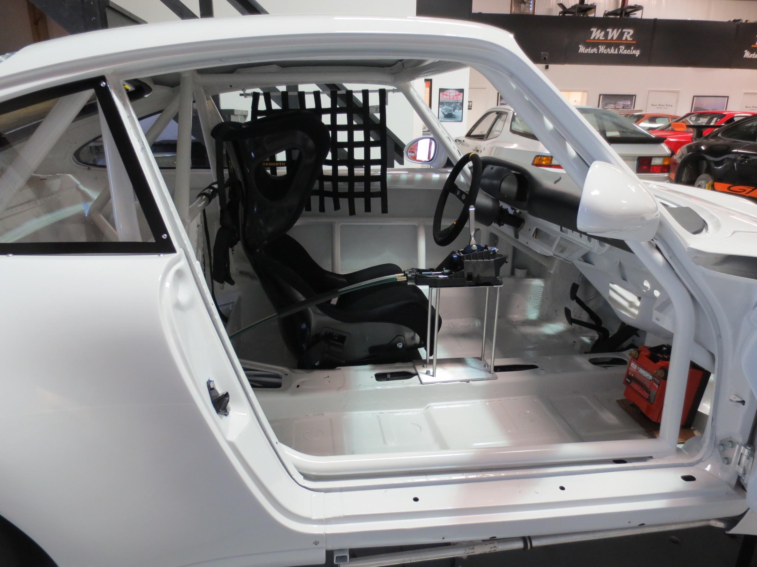 Motor Werks Racing Porsche Roll Cage