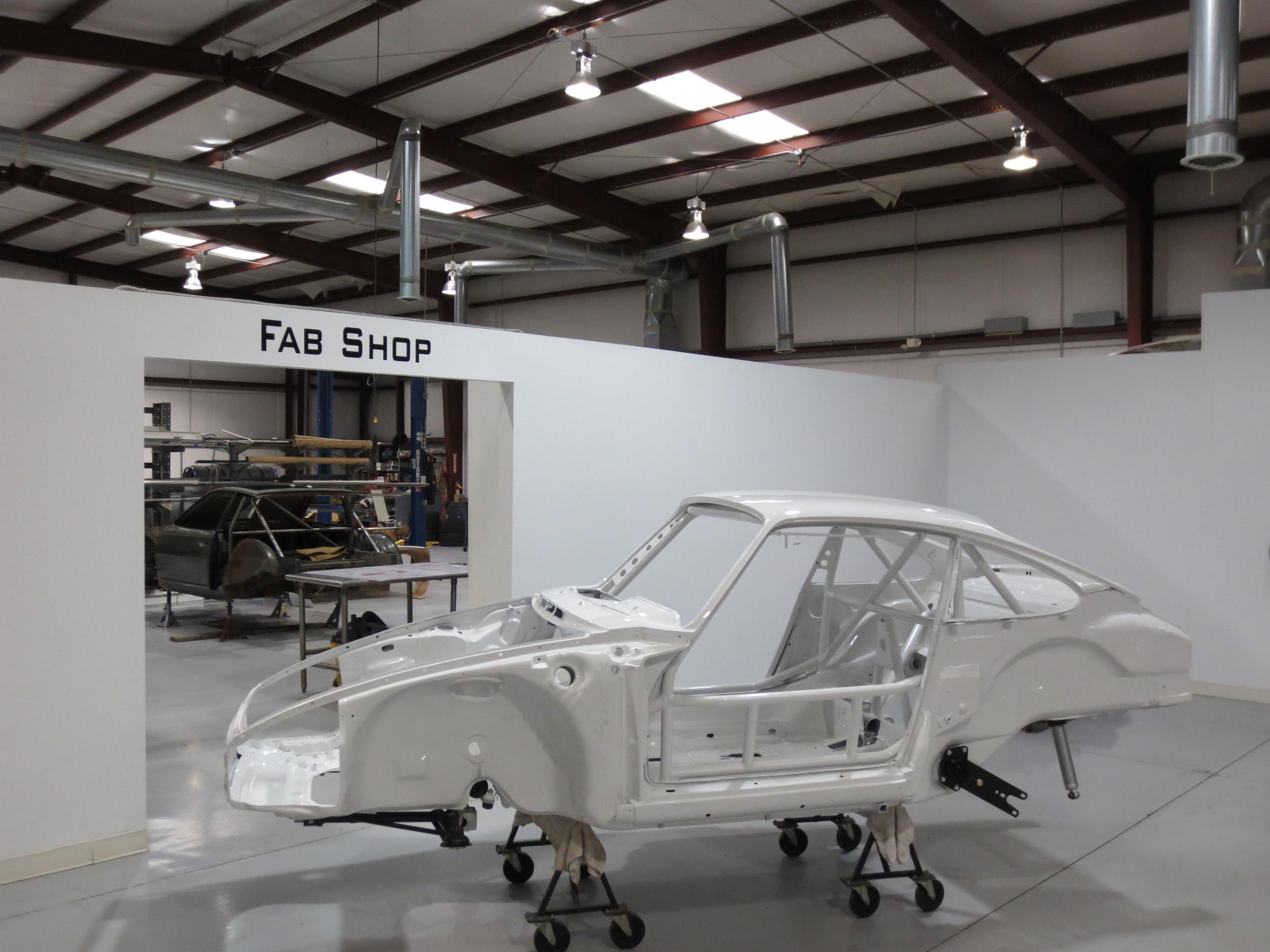 Motor Werks Racing Porsche 911 Weld In Roll Cage