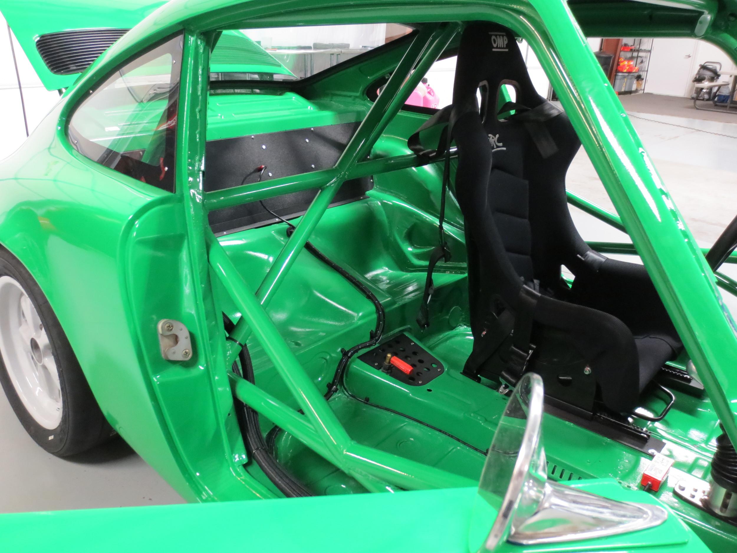Motor Werks Racing Porsche 911 Cage