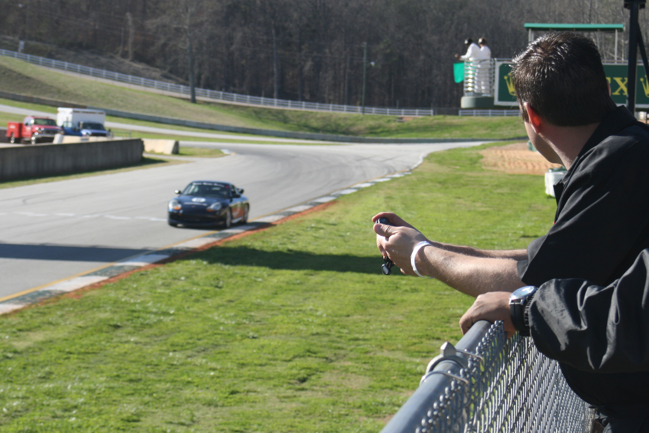 Motor Werks Racing Porsche Race Cars