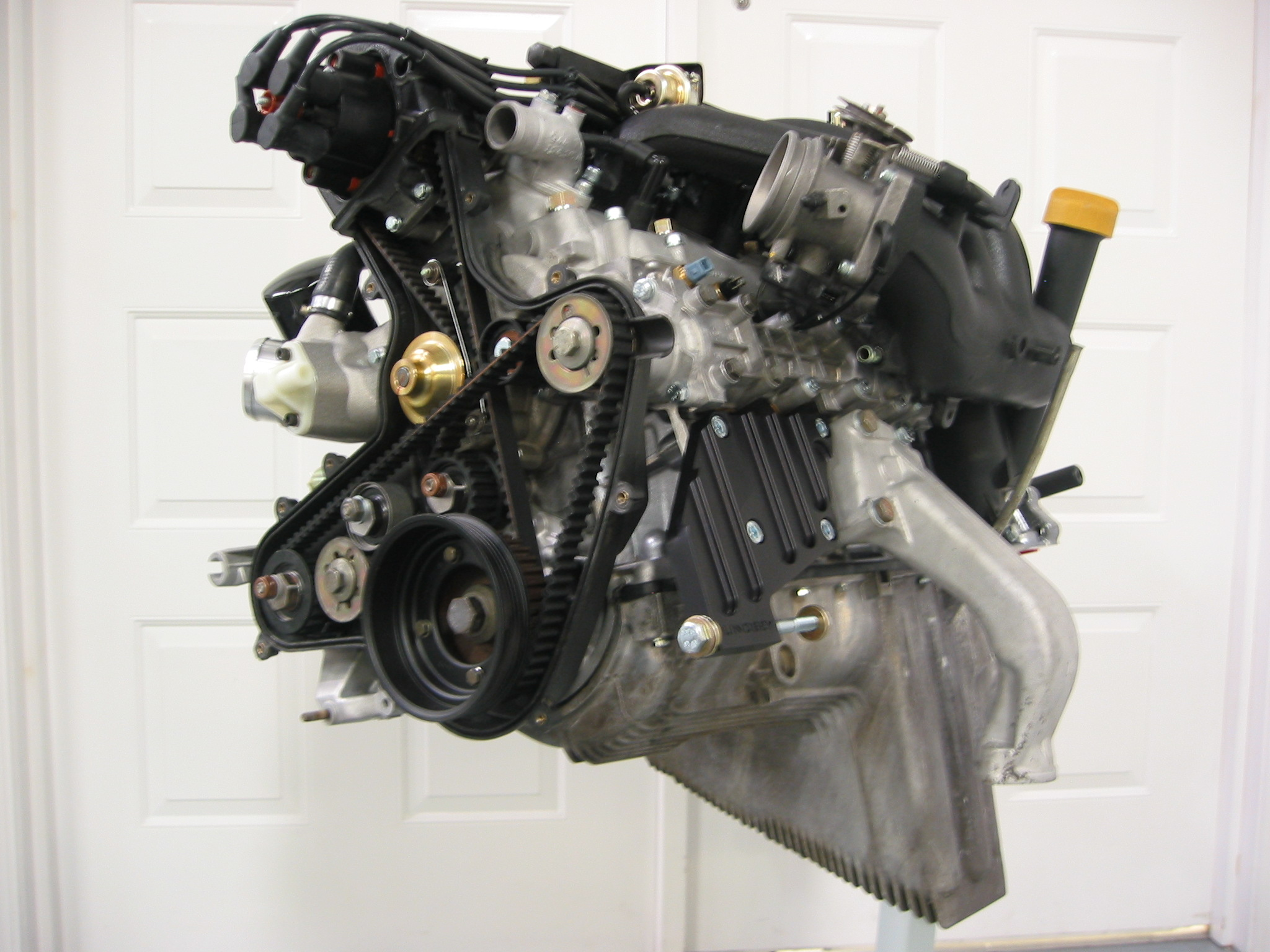 Porsche Race Engine Rebuilding Services