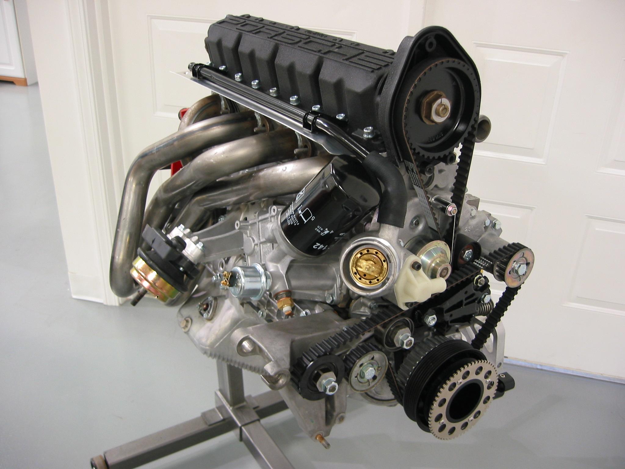 Porsche 944 Engine Rebuild