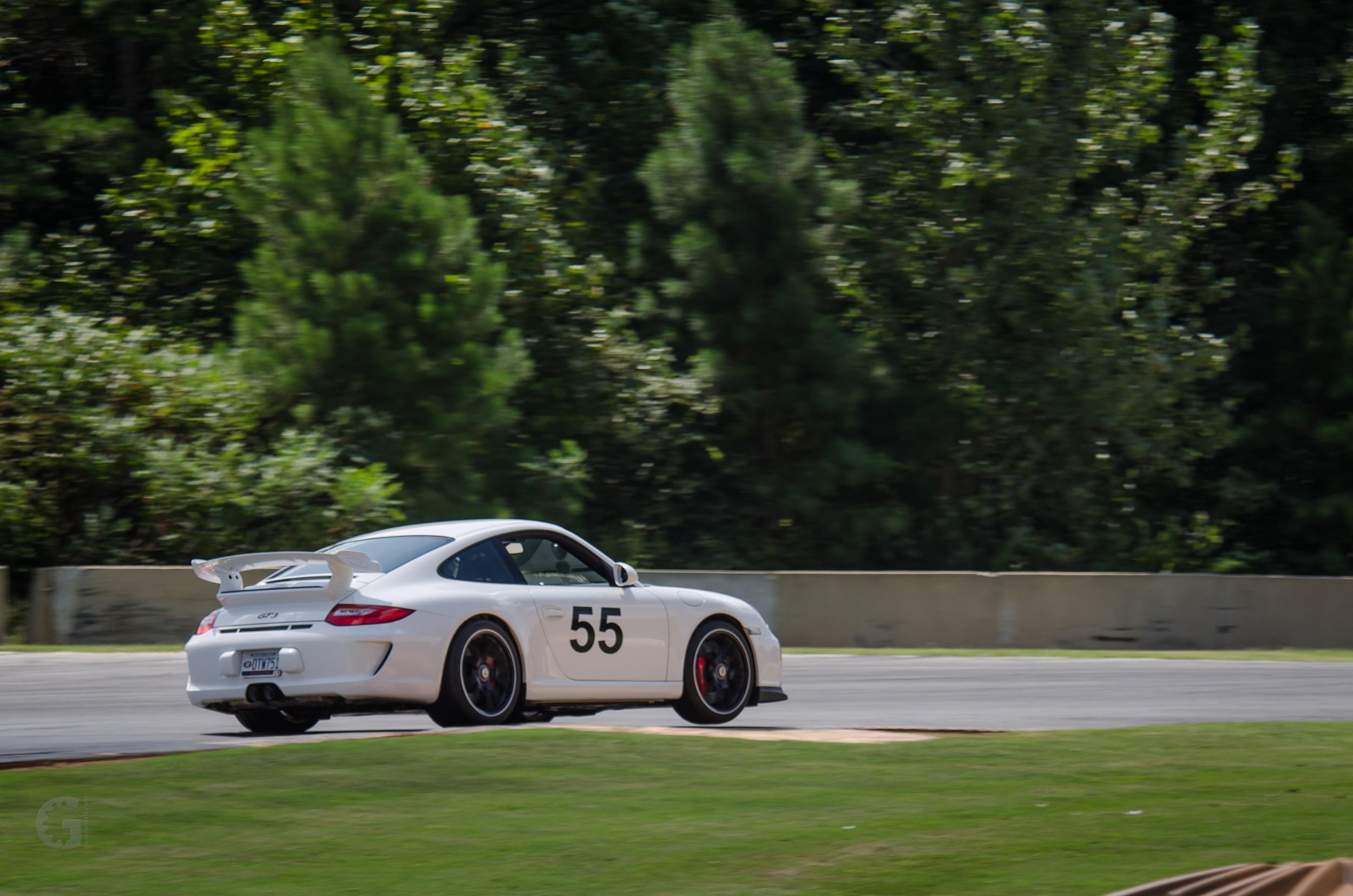Motor Werks Racing Porsche GT3 Track Support