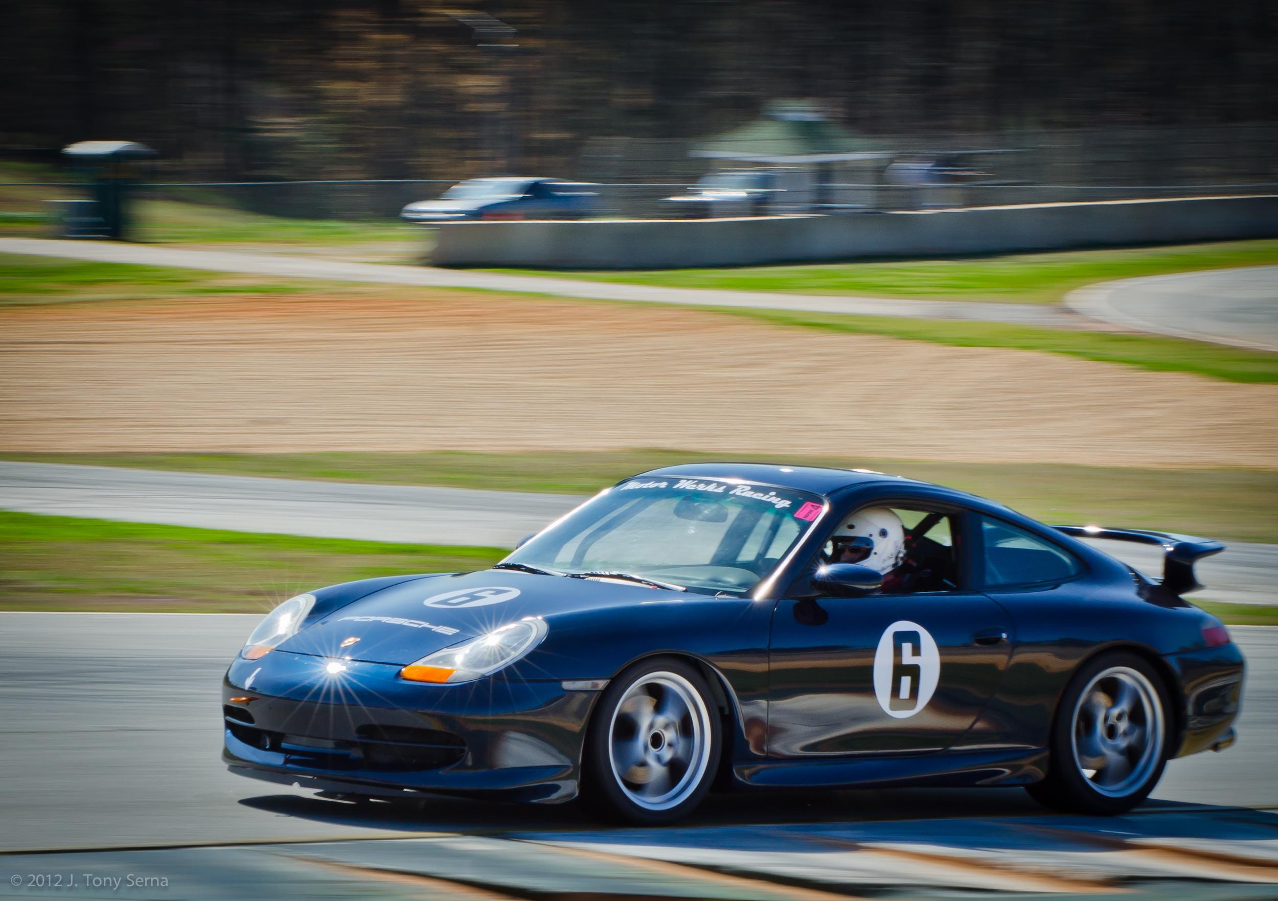 Motor Werks Racing Porsche 996 Track Support