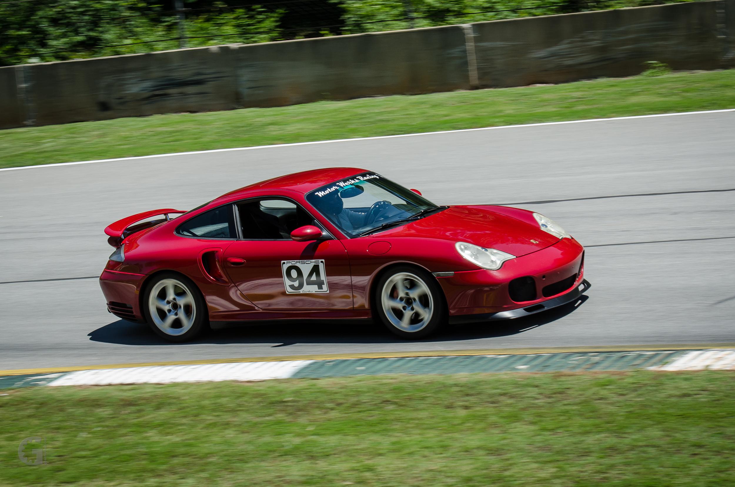 Motor Werks Racing Porsche 911 Twin Turbo Track Support