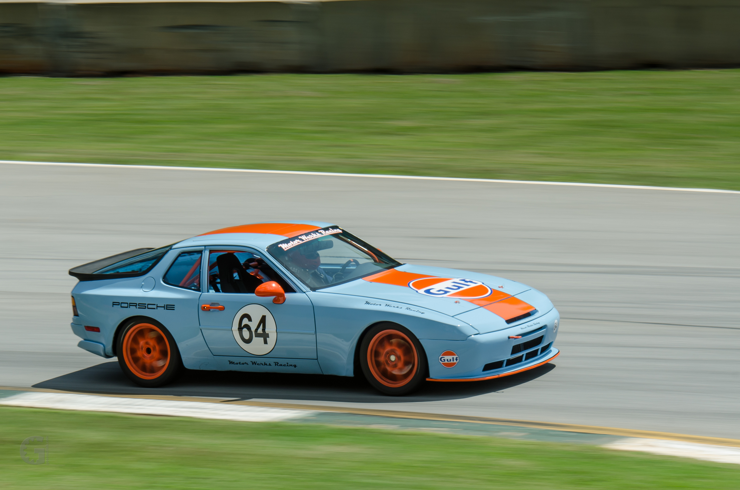 Motor Werks Racing Purpose Built Track Car Porsche 944 with 1.8T Engine Conversion