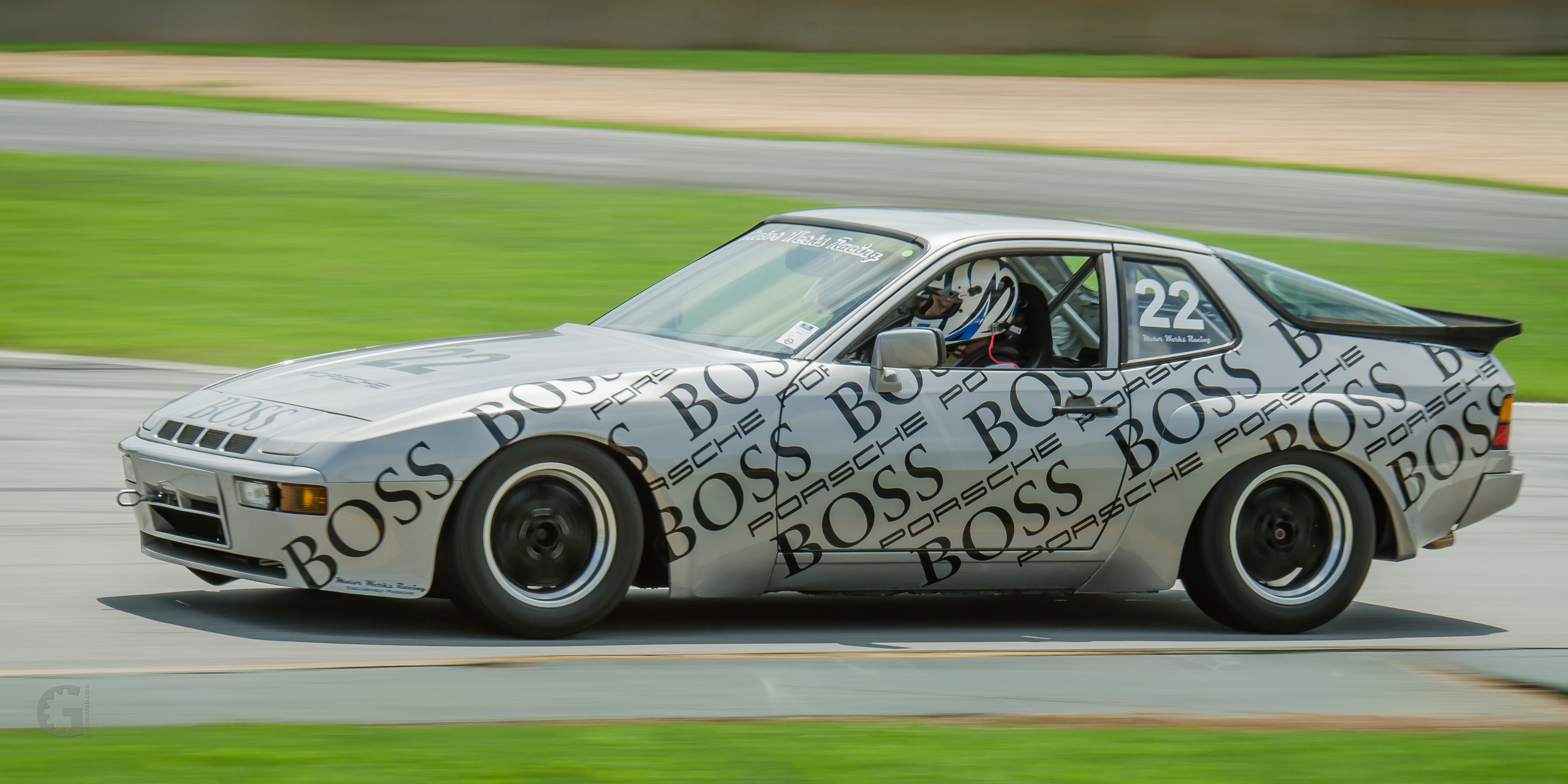 Motor Werks Racing Purpose Built Track Car- Porsche 924 GT Powered by our 1.8T Engine Conversion