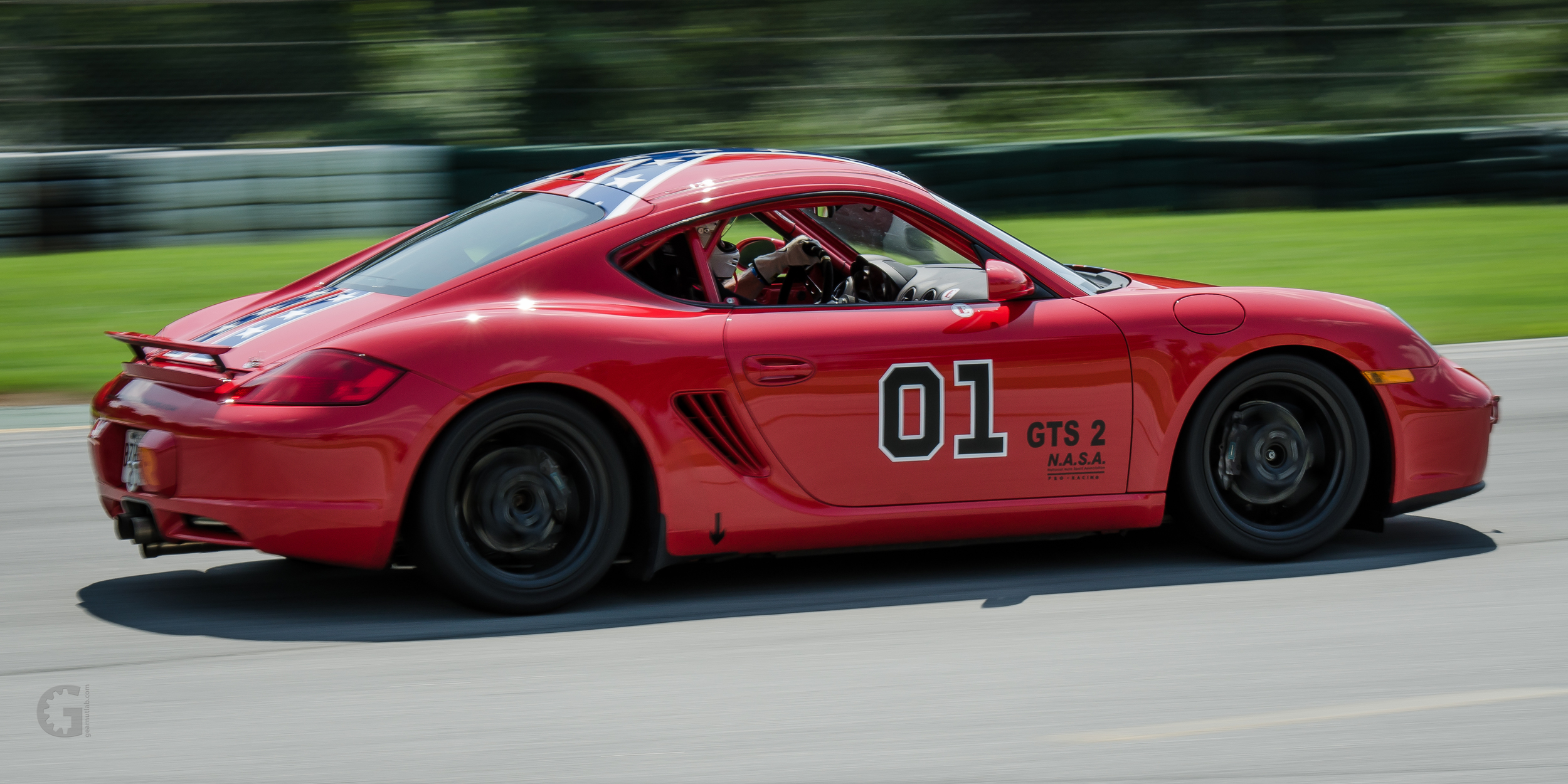 Motor Werks Racing Purpose Built Track Car - Porsche Cayman