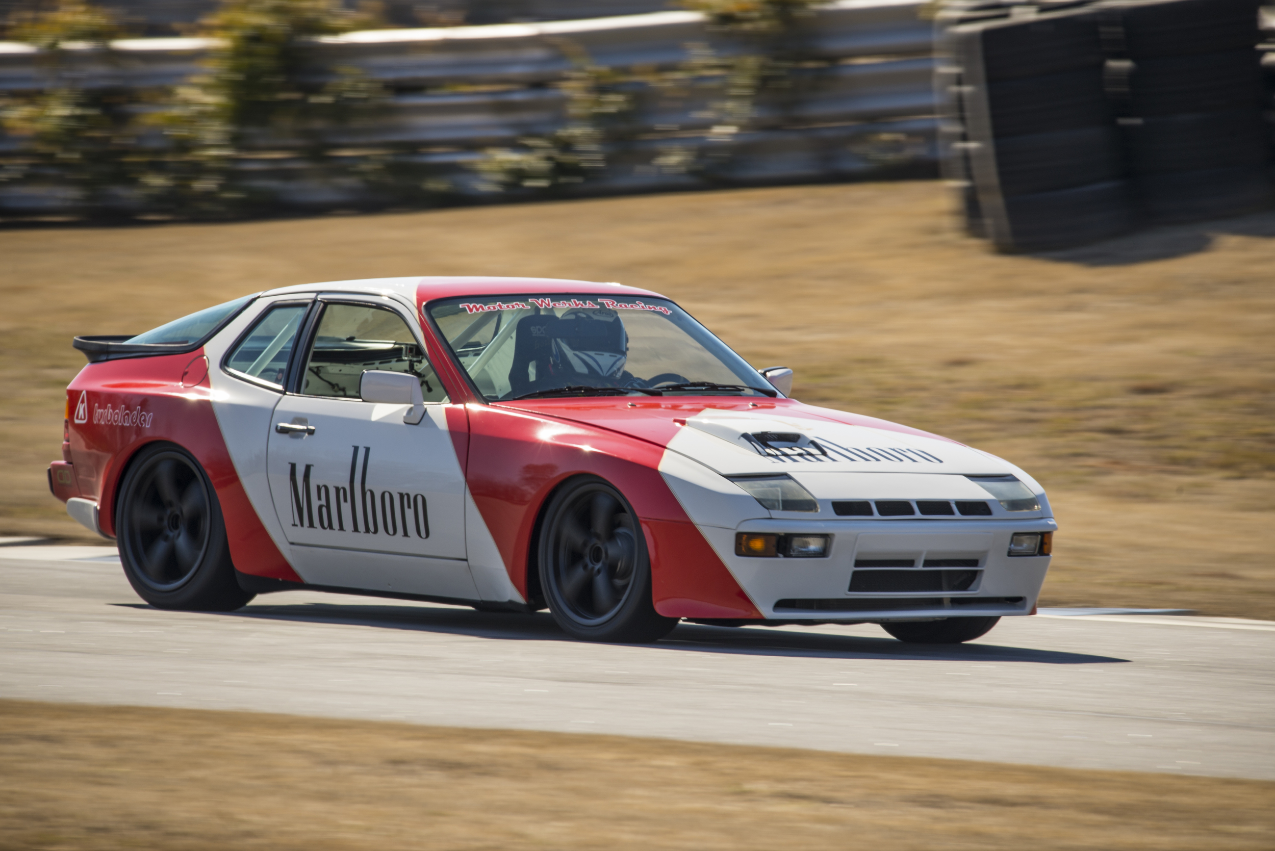 Motor Werks Racing Purpose Built Track Car - Porsche 944 Turbo