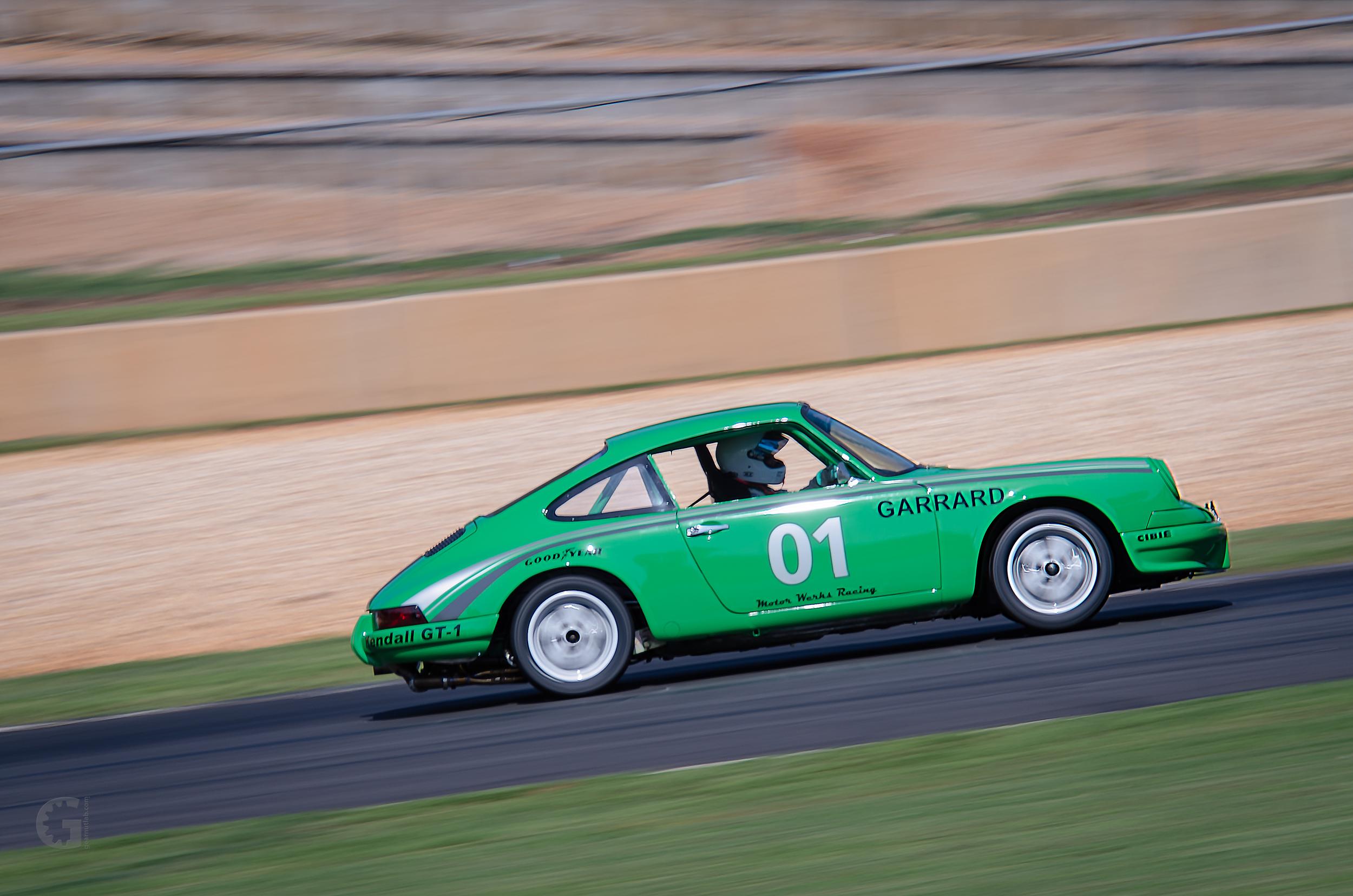 Motor Werks Racing Porsche 911 Track Support