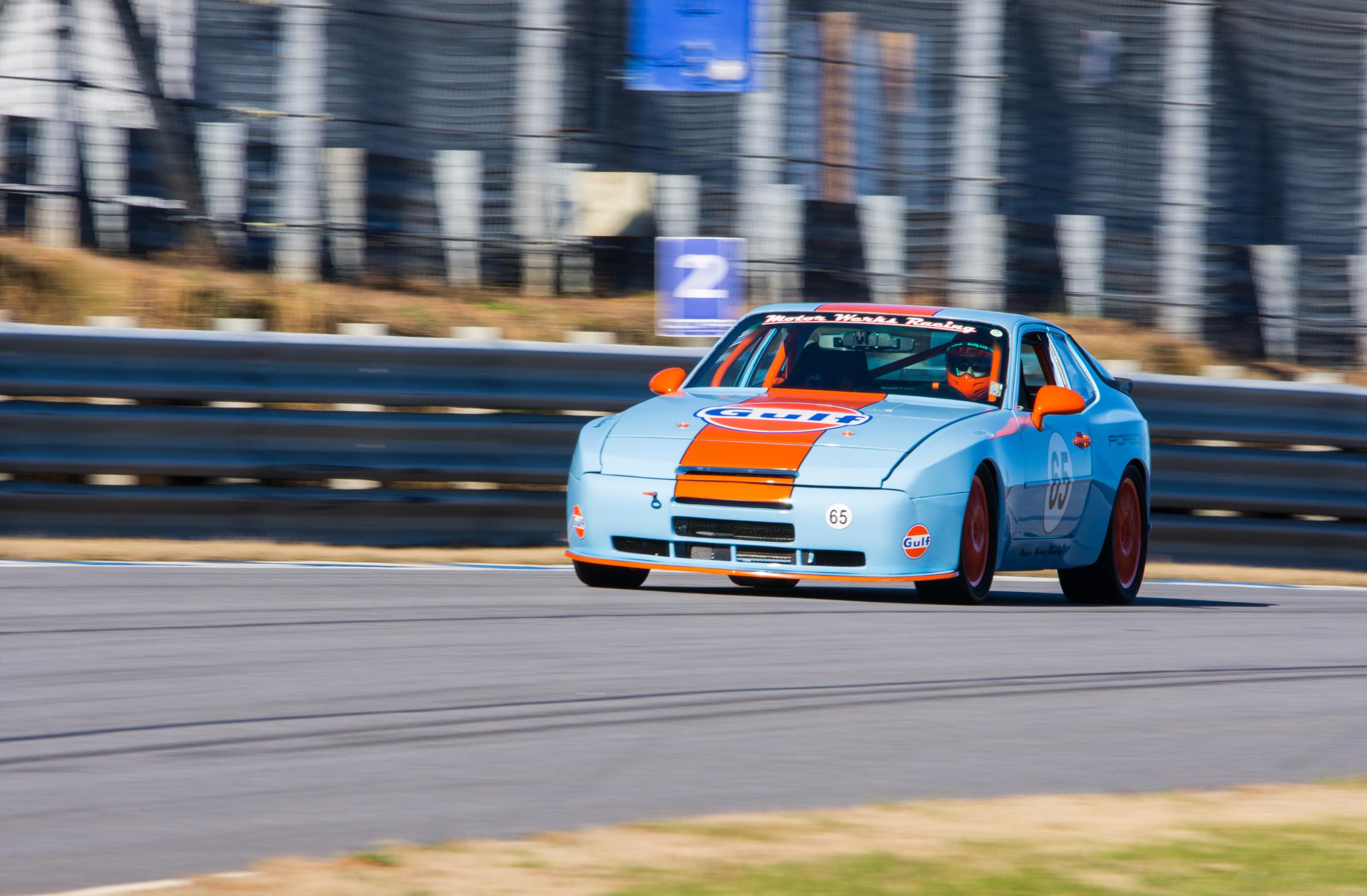 Motor Werks Racing Purpose Built Track Car 944 1.8T