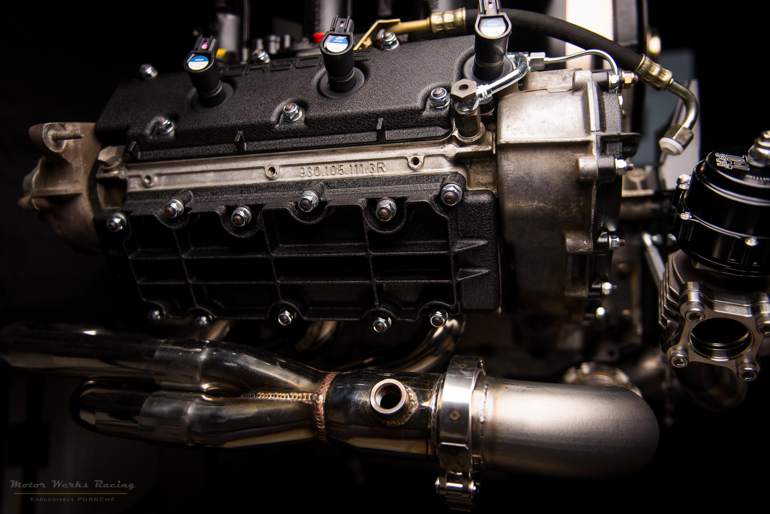Porsche Custom Engine Rebuilds