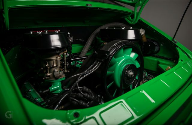 Porsche 911 Custom Race Engine