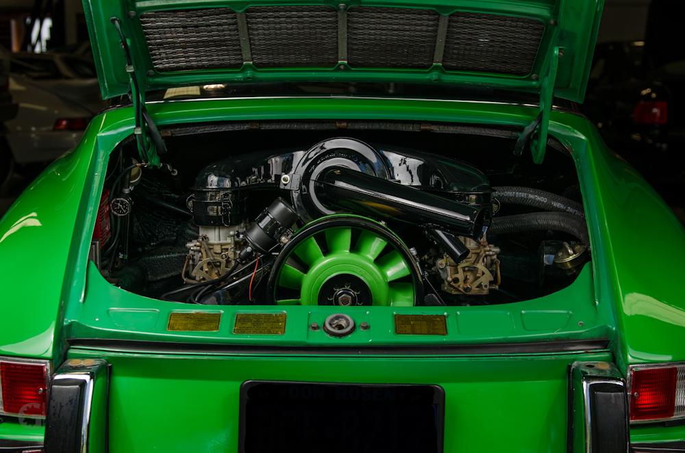 Classic Porsche Engine Rebuilding Services