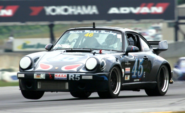 """""""When I got into Porsche racing in 2003 I wanted to work with a shop that not only provided great service but their standards and attention to detail exceeded my own. Motor Werks Racing has been my first and only choice in developing & maintaining my 911. They took the time to learn my driving style and match that to my car's setup, ultimately resulting in many wins and podium finishes in almost every racing event with NASA and PCA"""".   Michael Moore  1979 Porsche 911  NASA GTS3 (SE Champion 2005 & 2007)  PCA F"""