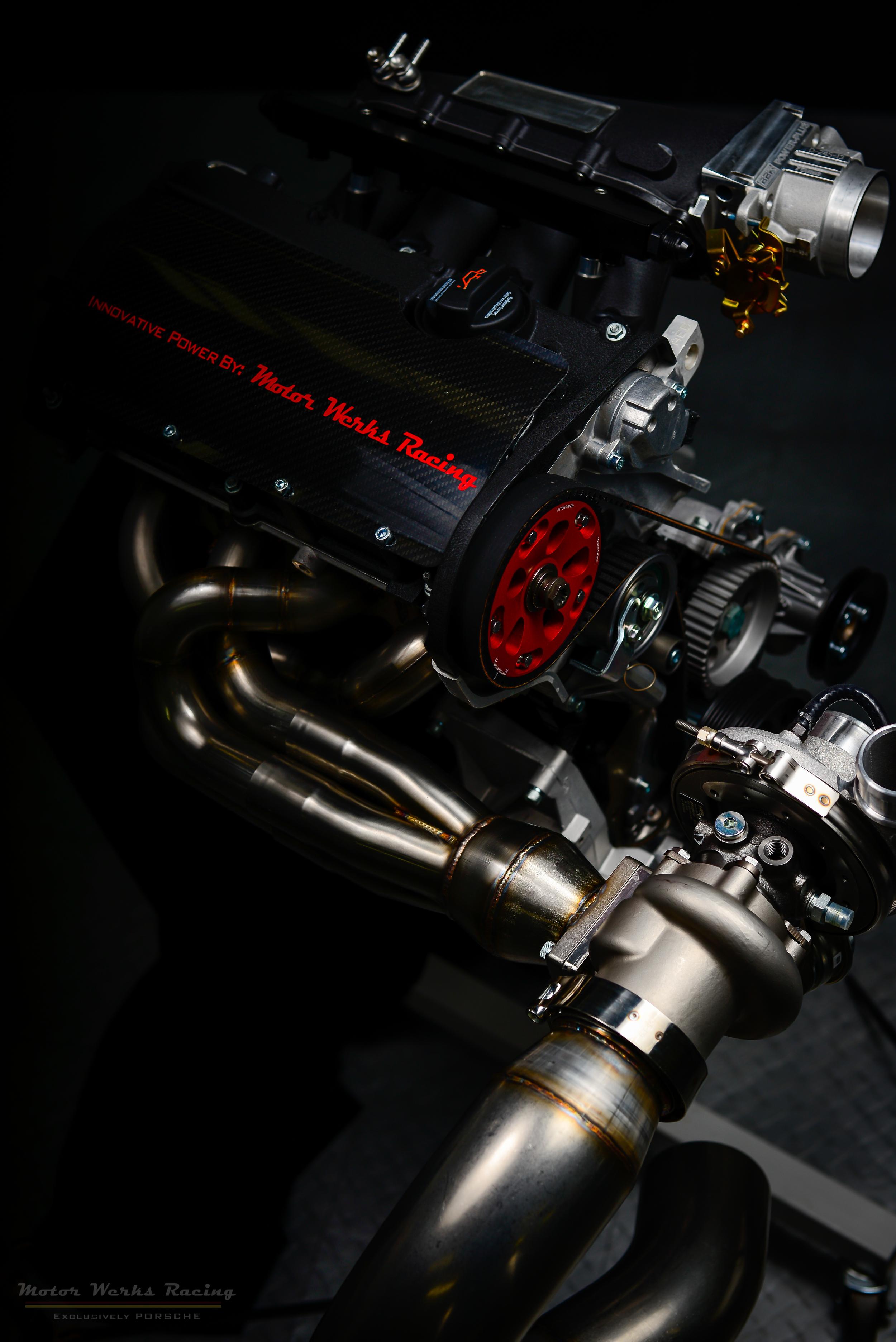 """Copy of Motor Werks Racing Porsche 924 / 944 1.8T Engine Conversion Swap """"Patent Pending"""""""
