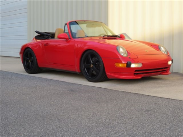 """I'm very glad that a """"Porsche"""" friend referred me to Motor Werks Racing. I've had work done on my 993 at dealers but I just wasn't feeling confident about the service for which I was paying a premium. I sure have that confidence now. It's like having a partner in the Porsche experience. The Motor Werks Racing team brings passion to their work. After talking with the team and getting service and custom work performed it's clear that quality is an obsession at Motor Werks. Pure Porsche I would call it. And that is just what a Porsche owner searches for. I can assure that you will get expert technical recommendations, top-shelf service and good council. I have and will continue to be a client and recommend Motor Werks Racing to the Porsche community.      Thank you Motor Werks Racing!    ~ Jeff Jones"""