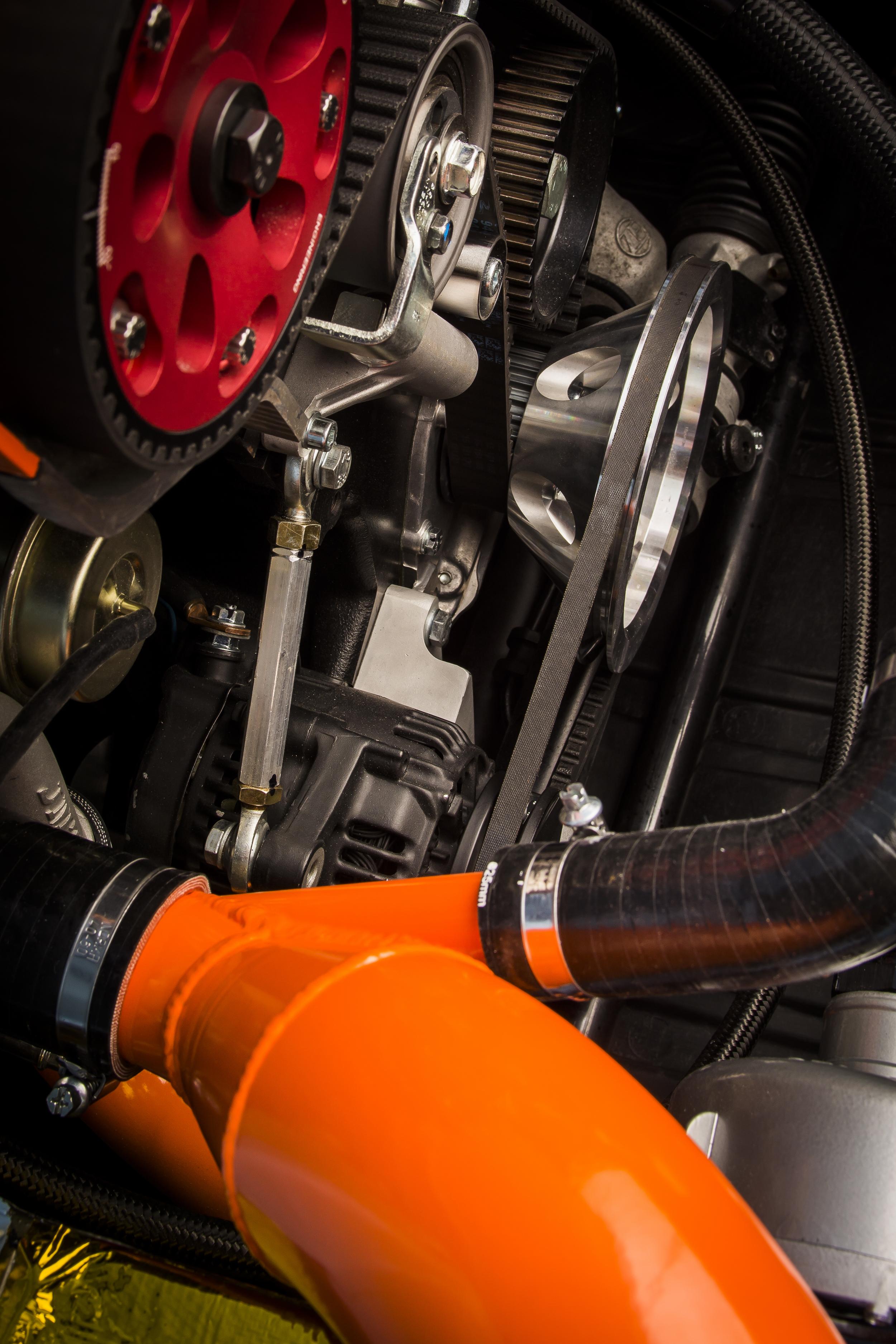 """Motor Werks Racing Porsche 944 1.8T Engine Conversion Swap """"Patent Pending"""""""