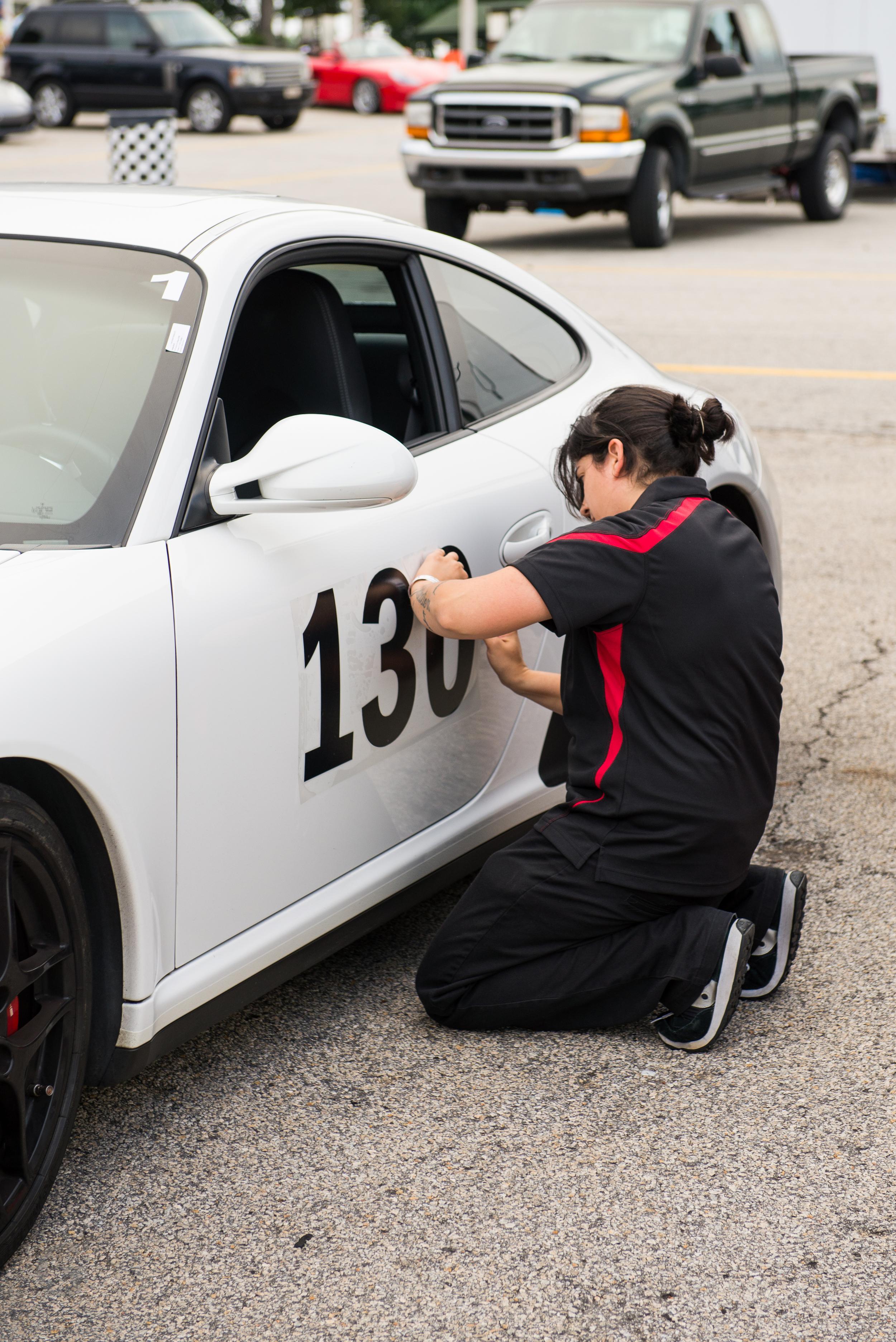 Motor Werks Racing Porsche 997