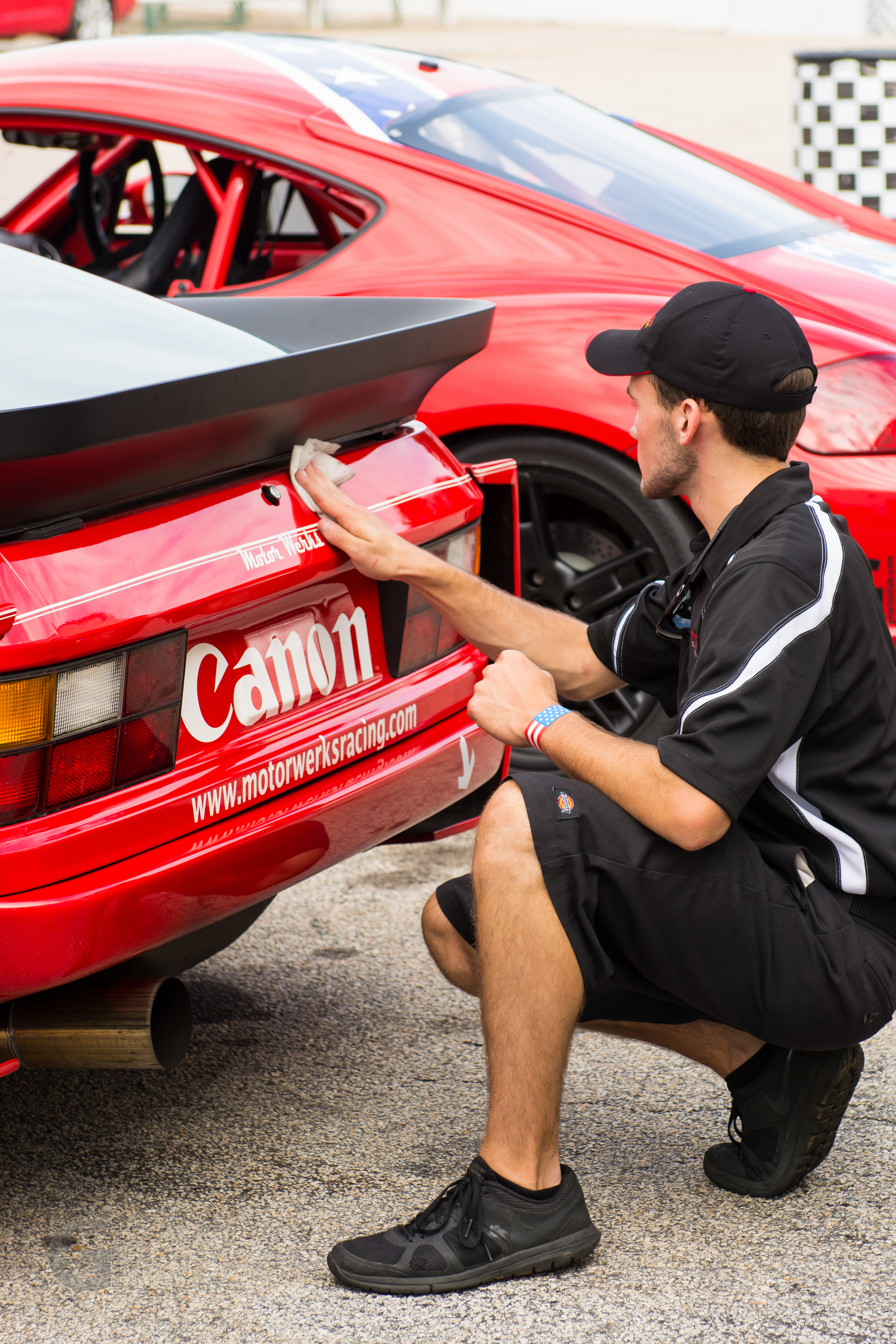 Motor Werks Racing Porsche 924 GTR Track Car