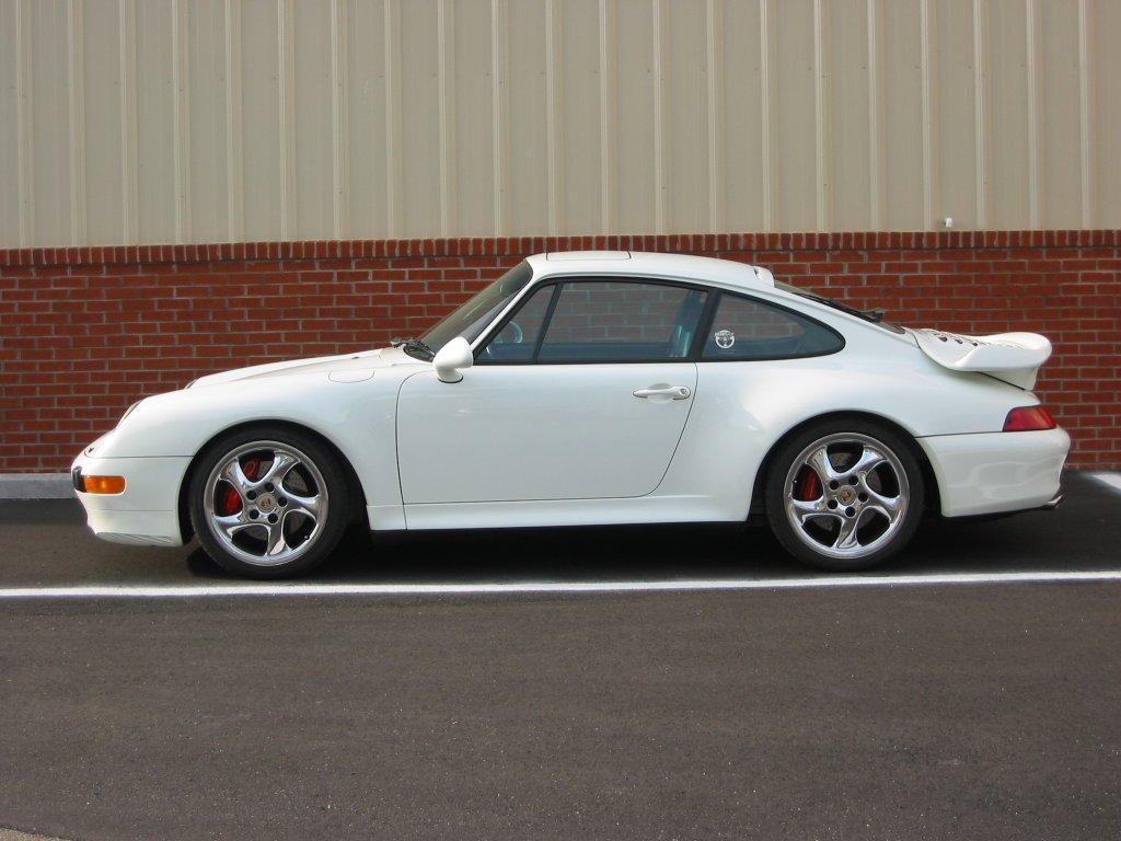 Porsche 993 Twin Turbo