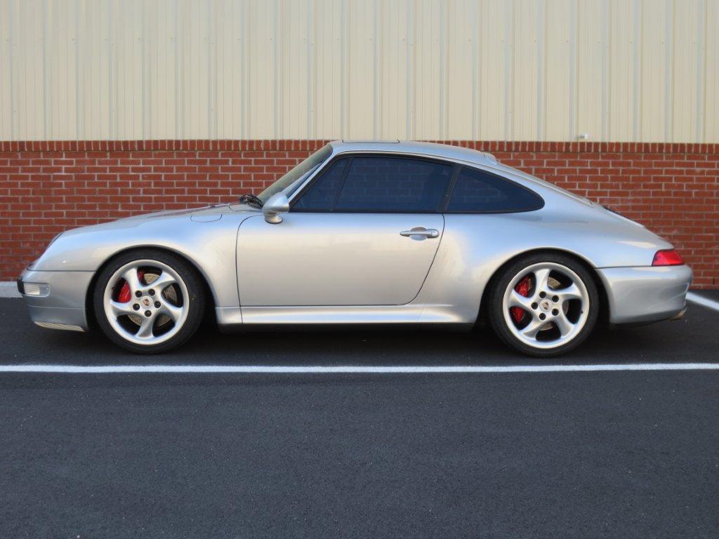 Porsche 993 C4S