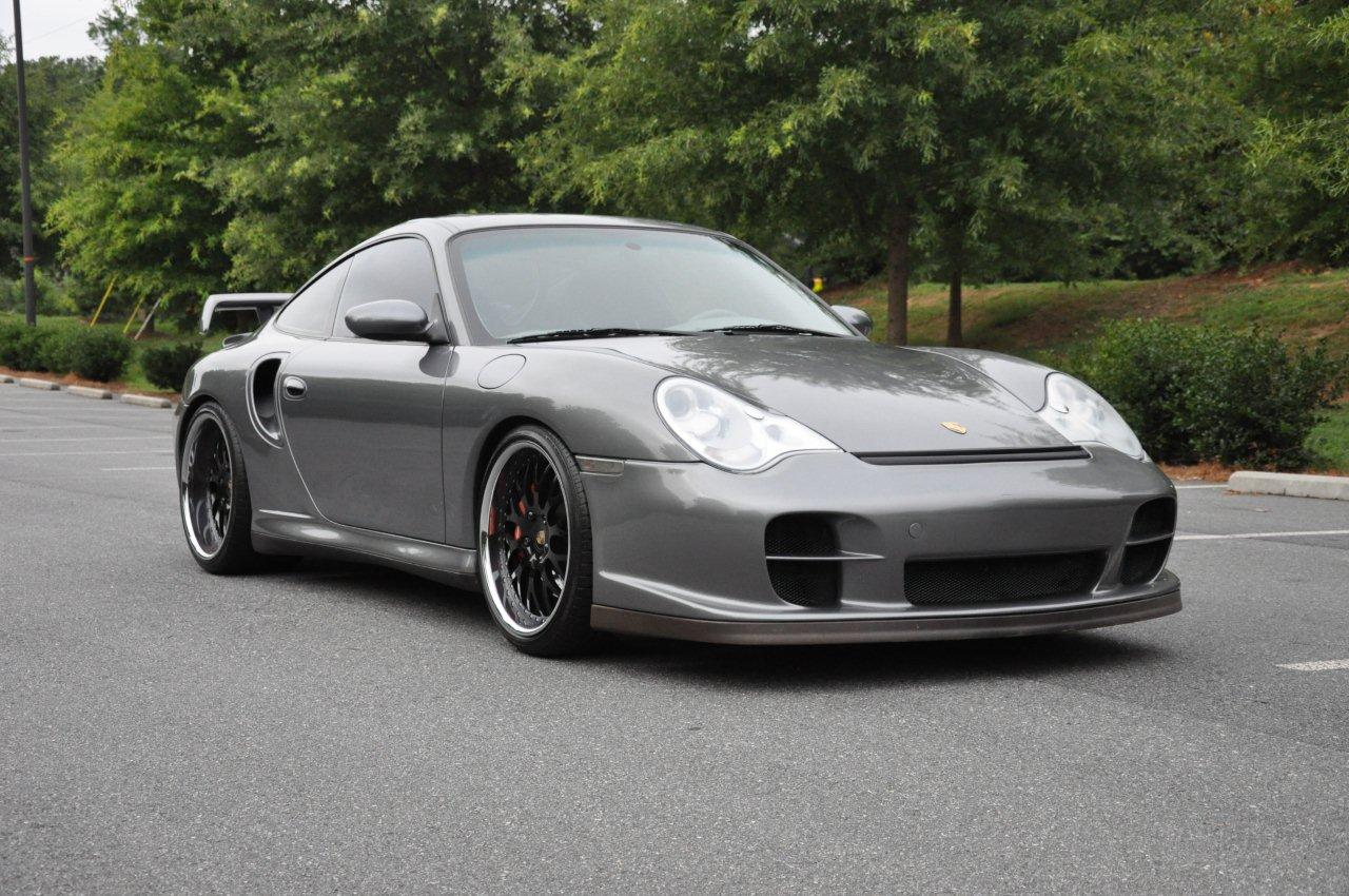 Porsche 996 Twin Turbo