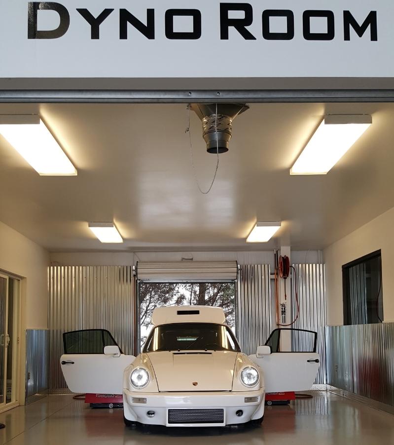 Motor Werks Racing Dyno Tuning Services — Motor Werks Racing