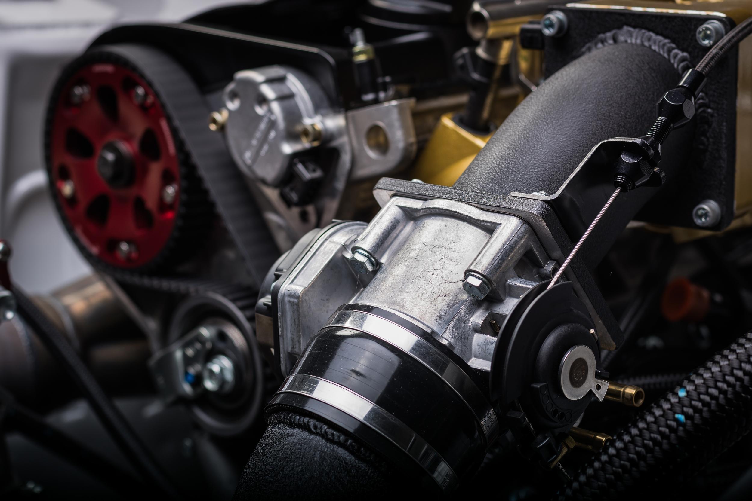 """Motor Werks Racing Porsche 924 / 944 1.8T Race Engine """"Patent Pending"""""""
