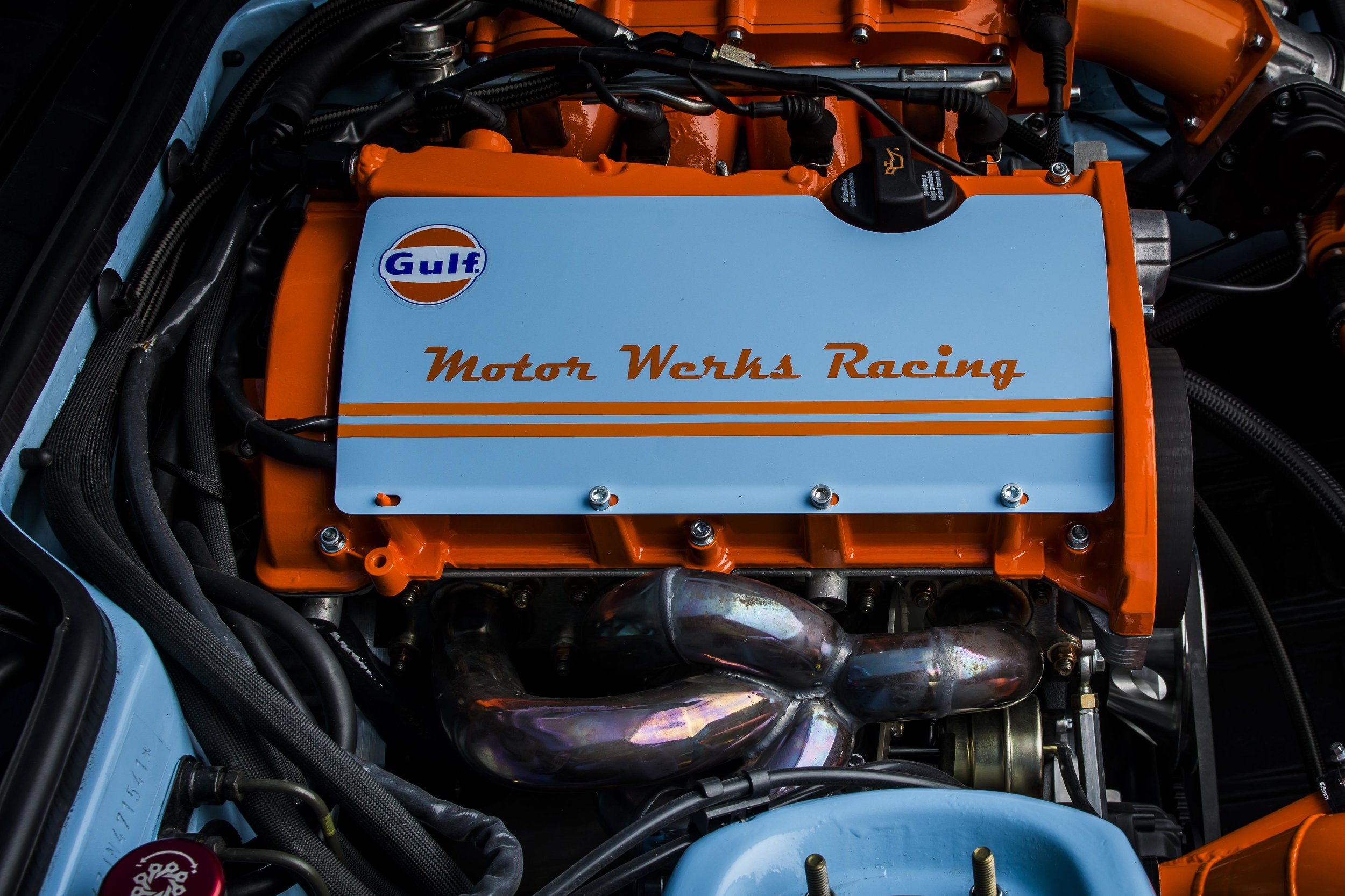 Motor Werks Racing Porsche 944 Engine Conversion