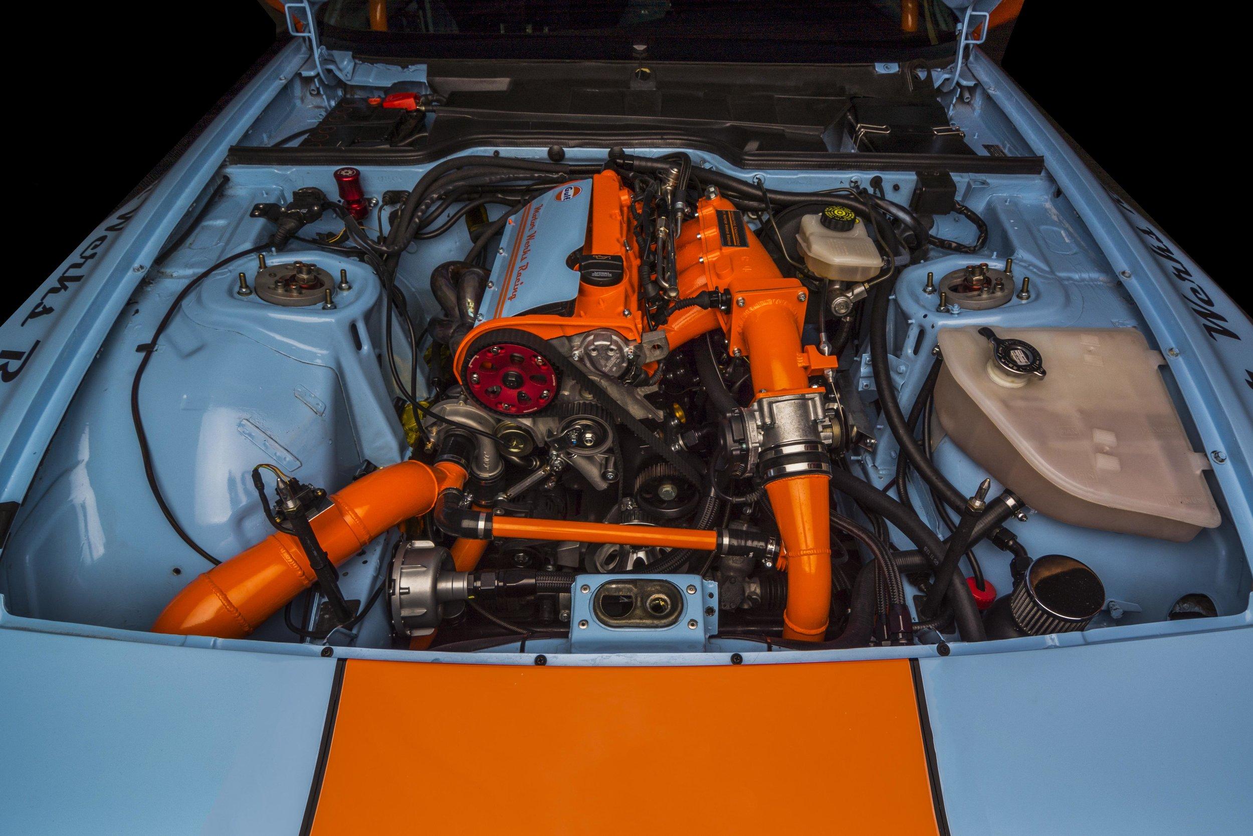 Motor Werks Racing Porsche 944 1.8T Engine Swap