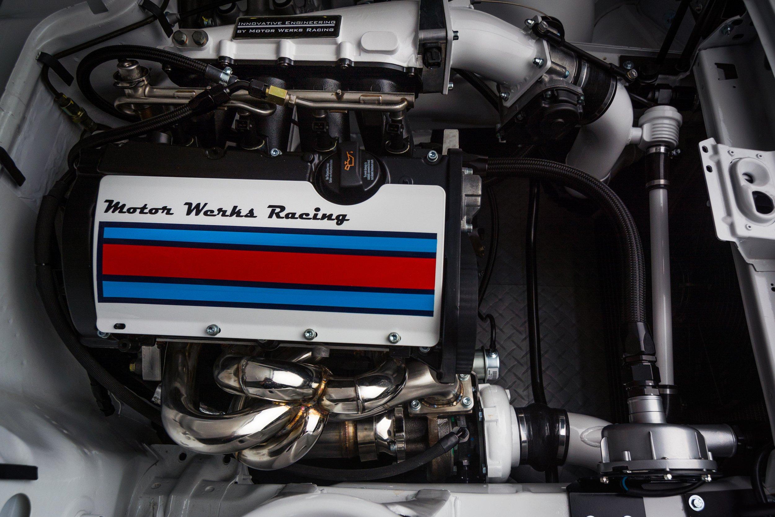 Motor Werks Racing 924 / 944 Engine Conversion