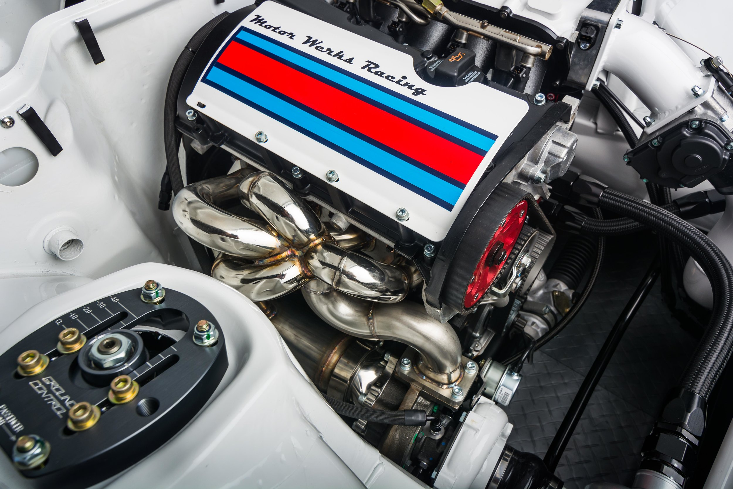 Motor Werks Racing Porsche 924 / 944 Engine Conversion 1.8T Swap