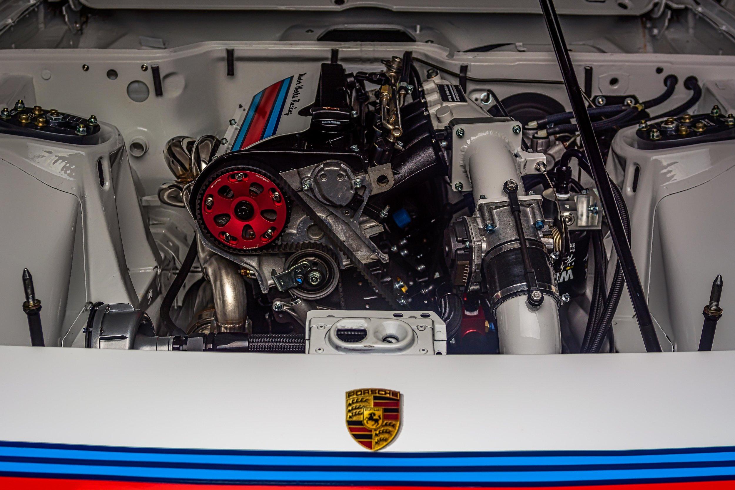 Motor Werks Racing Porsche 924 / 944 Engine Swap 1.8T