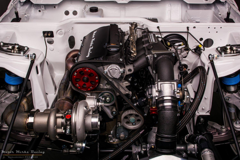 Motor Werks Racing Porsche 944 1 8T Engine Conversion 924