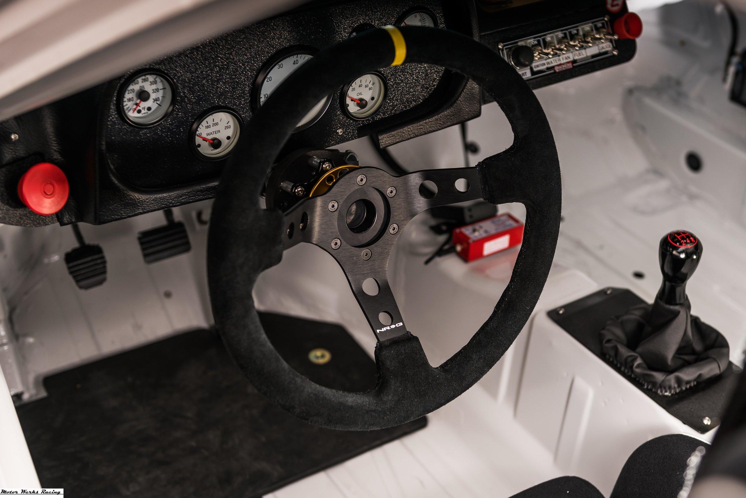 Porsche 944 Purpose Built Track Car