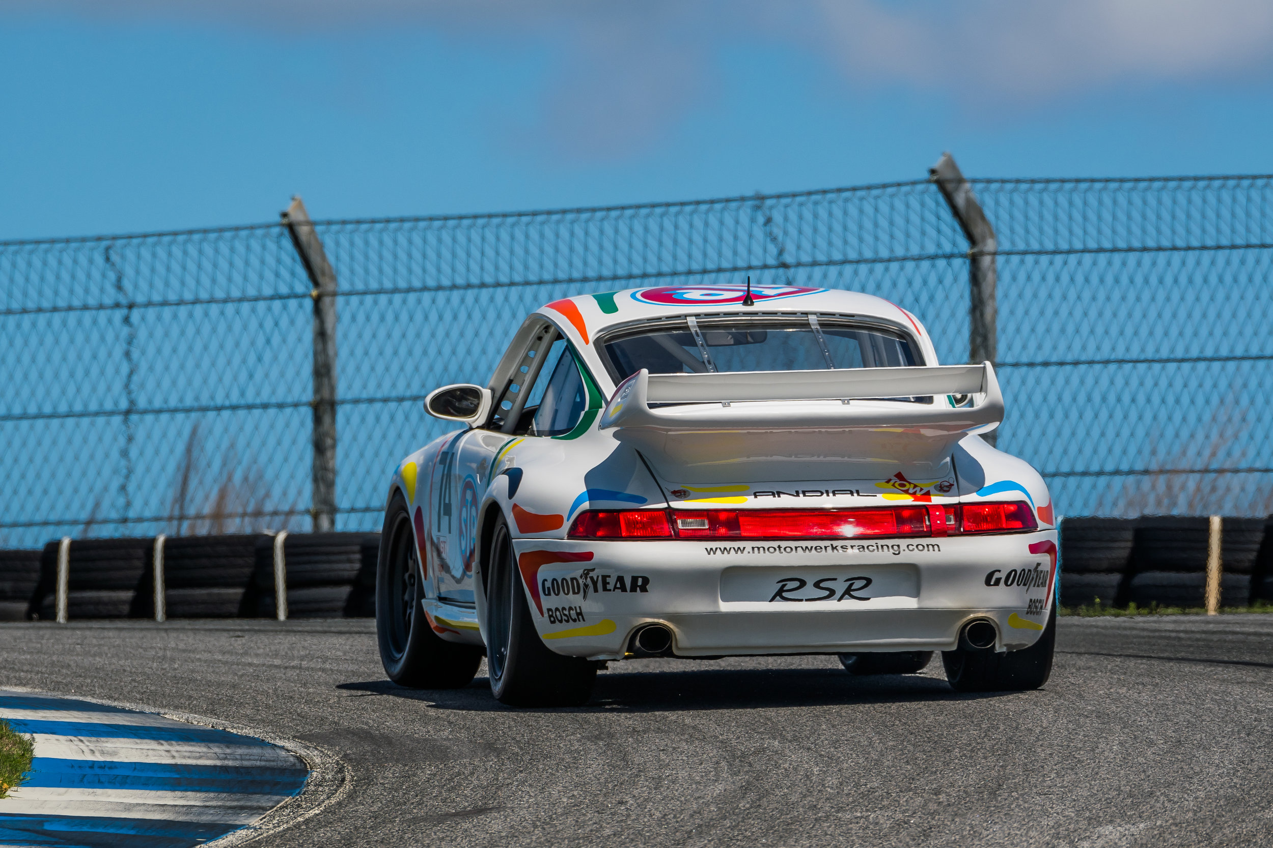 Motor Werks Racing Purpose Built Track Car - Porsche 911