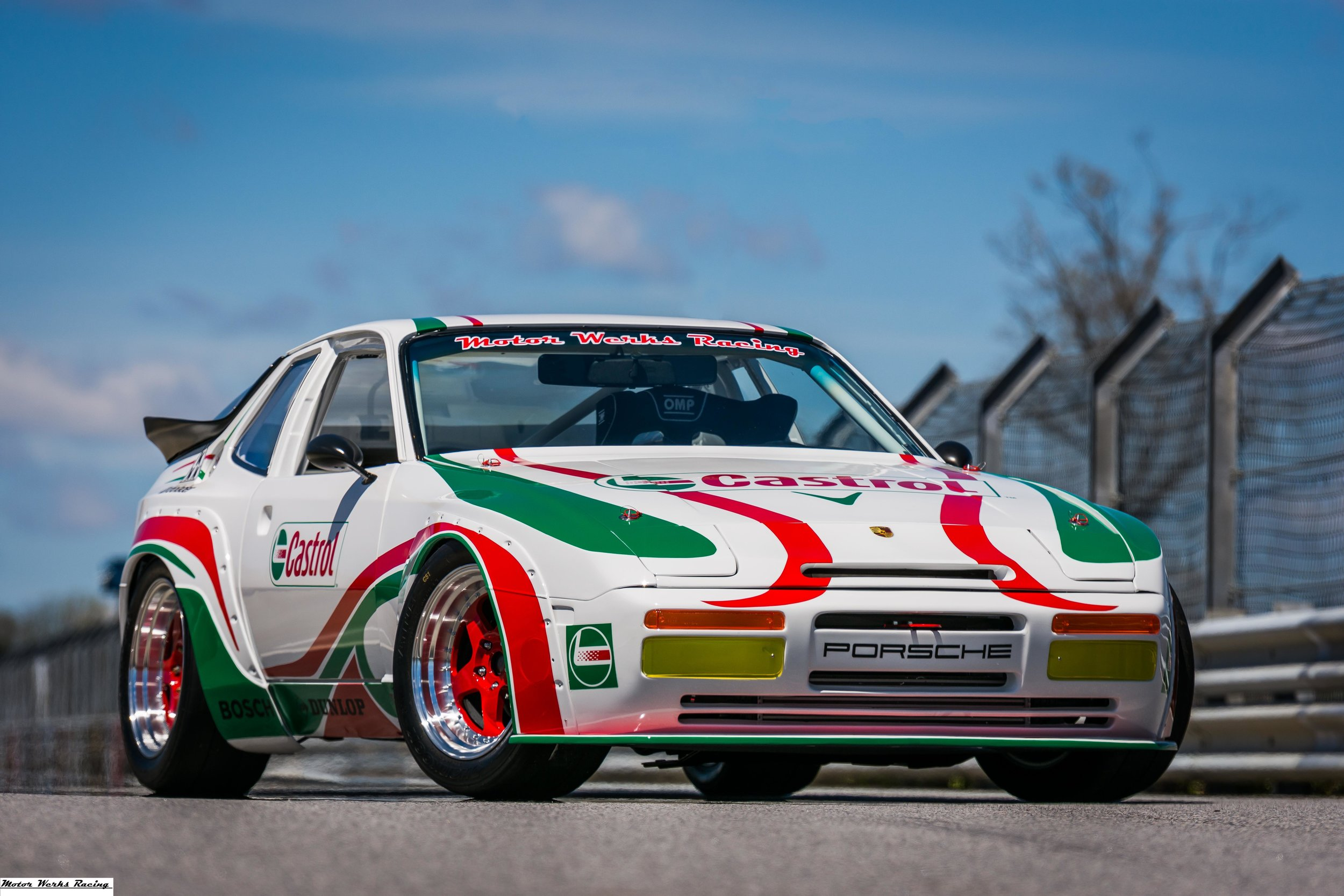 Motor Werks Racing Purpose Built Track Car - Porsche 944 Powered by our 1.8T Engine Conversion