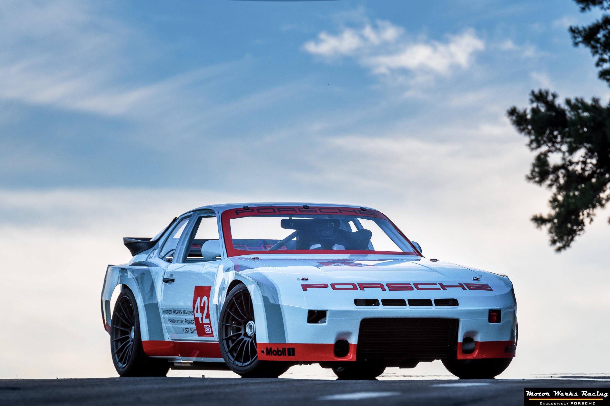 Motor Werks Racing Porsche 924 GTP