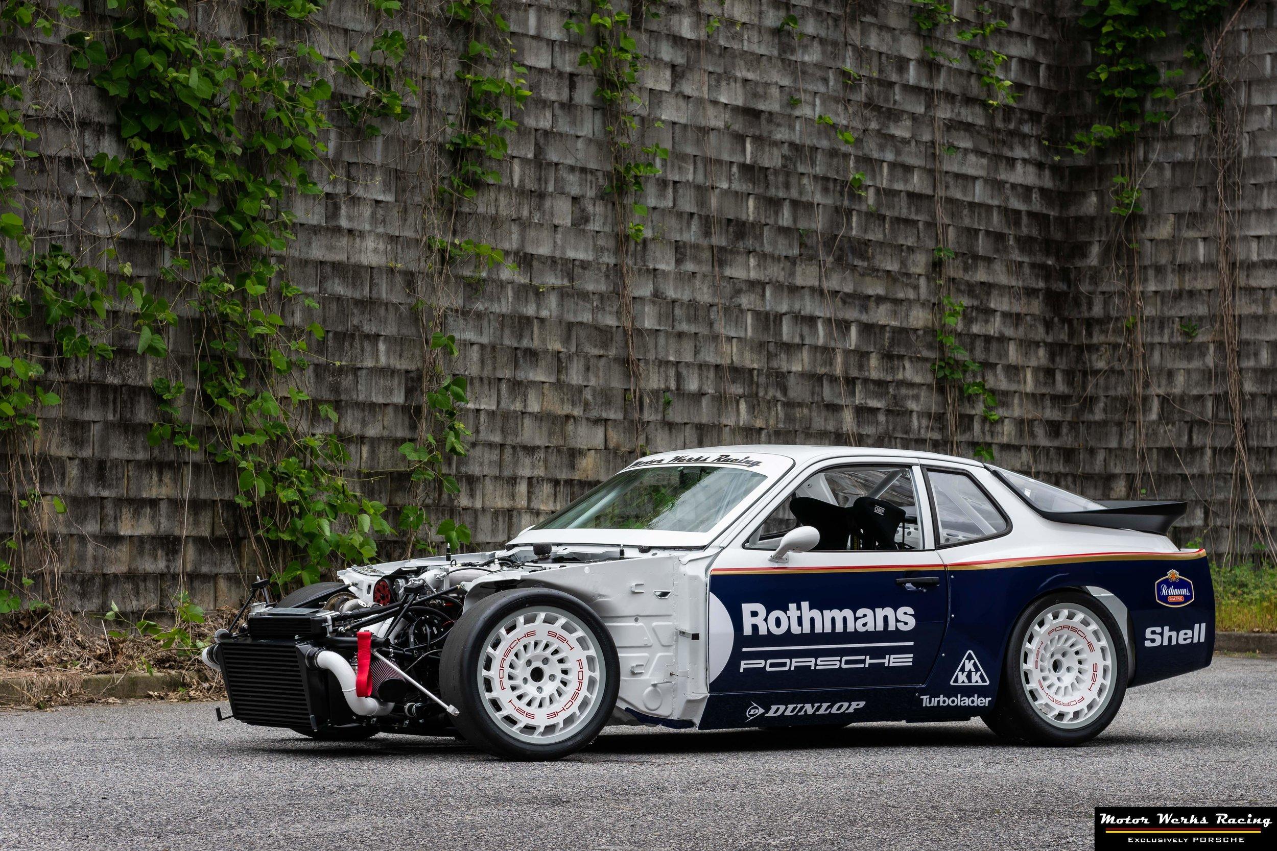 Motor Werks Racing Porsche Custom Builds