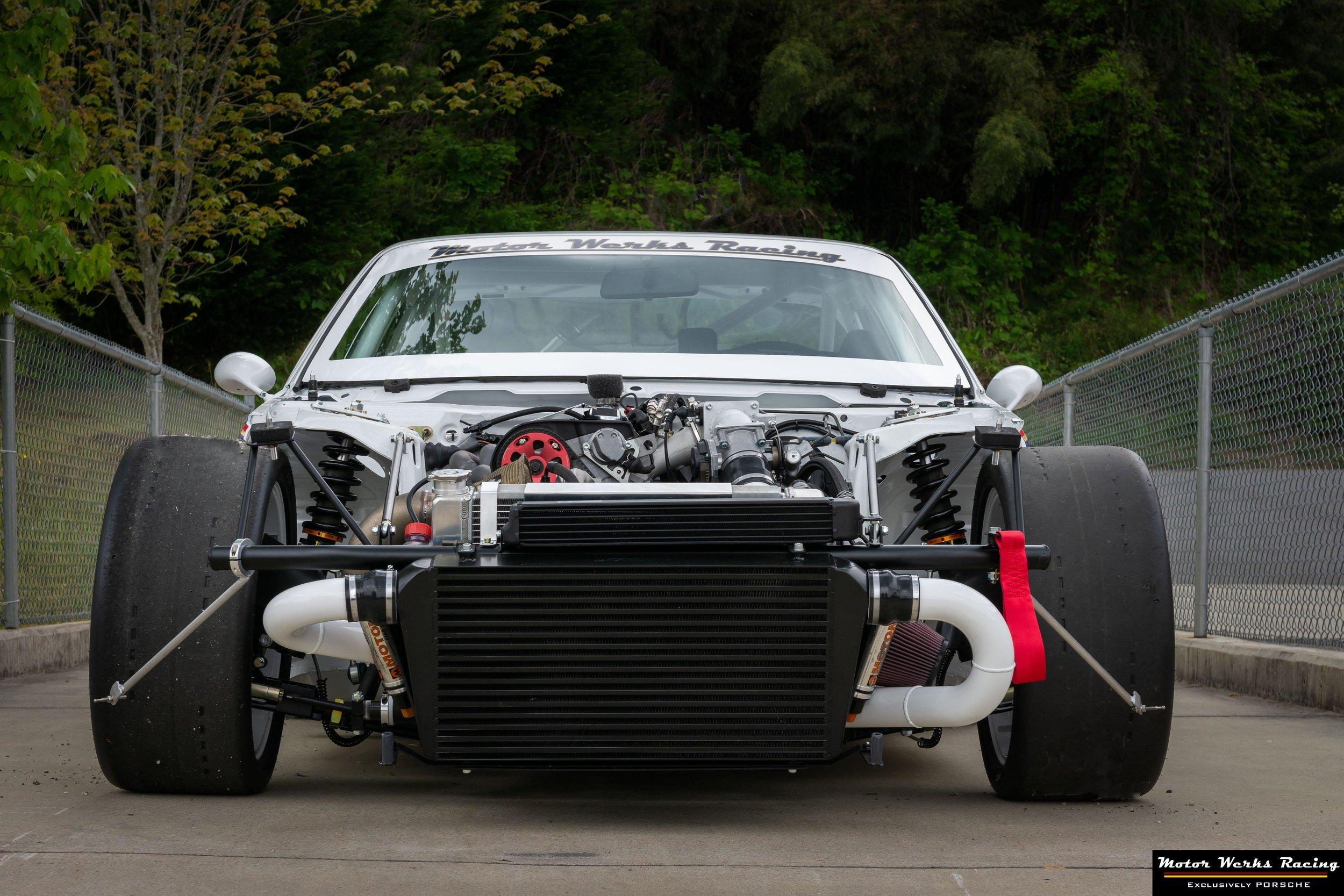Motor Werks Racing 1.8T Engine Conversion